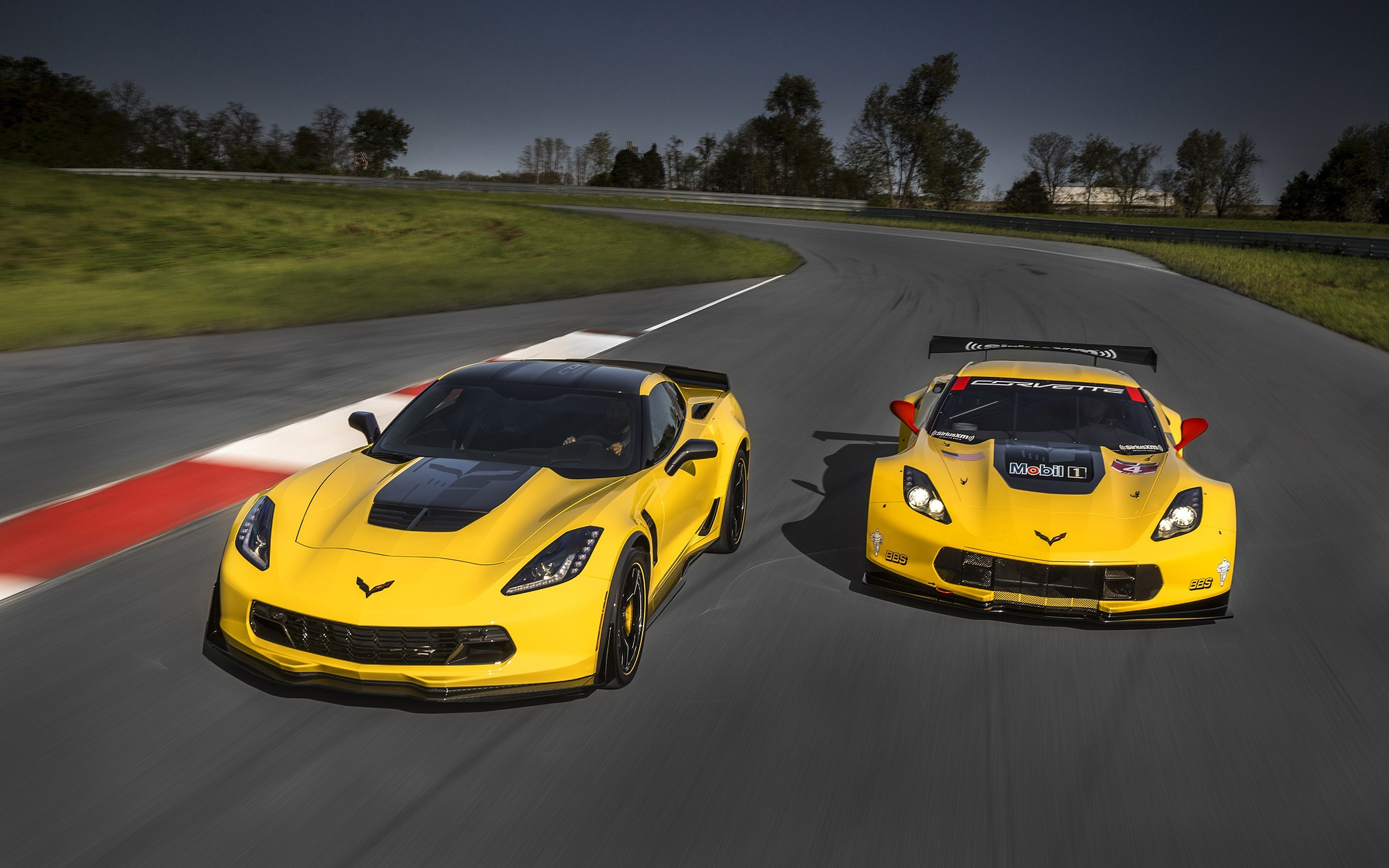 2560x1600 car, Chevrolet Corvette Z06, Chevrolet Corvette C7, Race Tracks Wallpapers  HD / Desktop and Mobile Backgrounds
