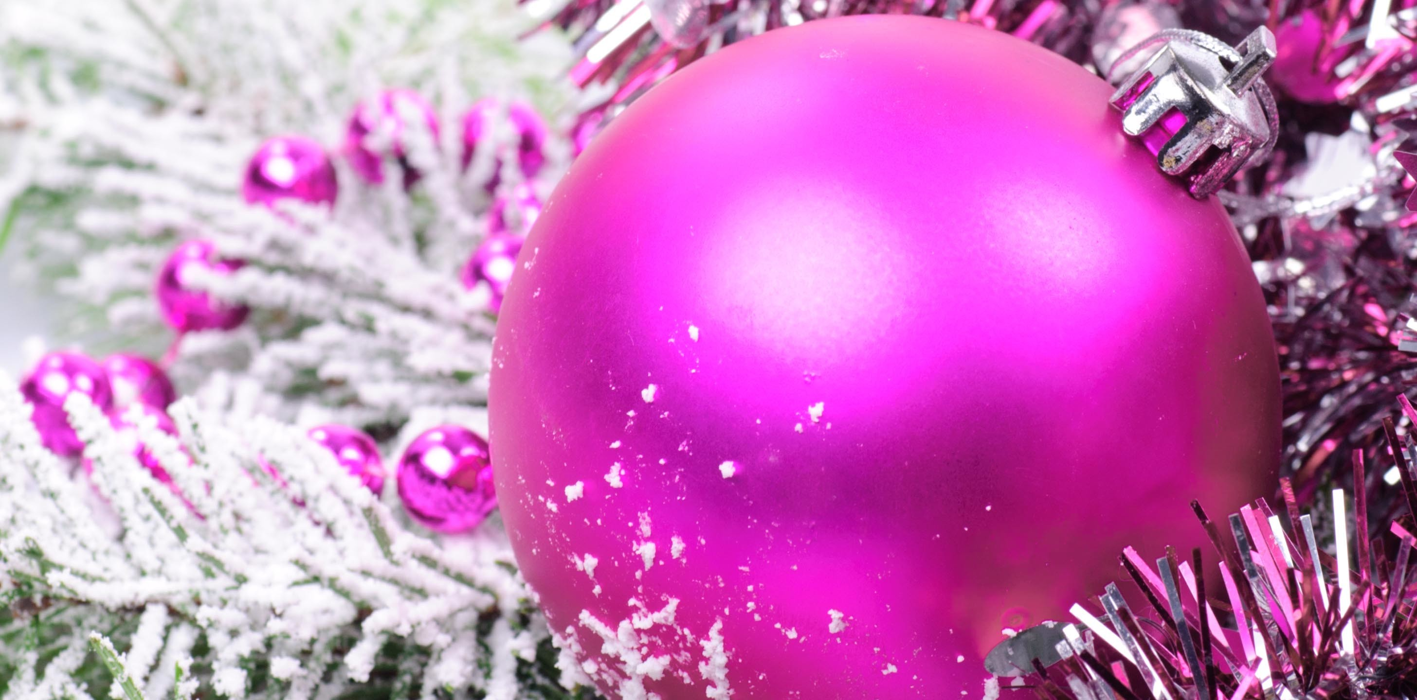 2912x1440 pink christmas wallpaper background - BinFind Search Engine