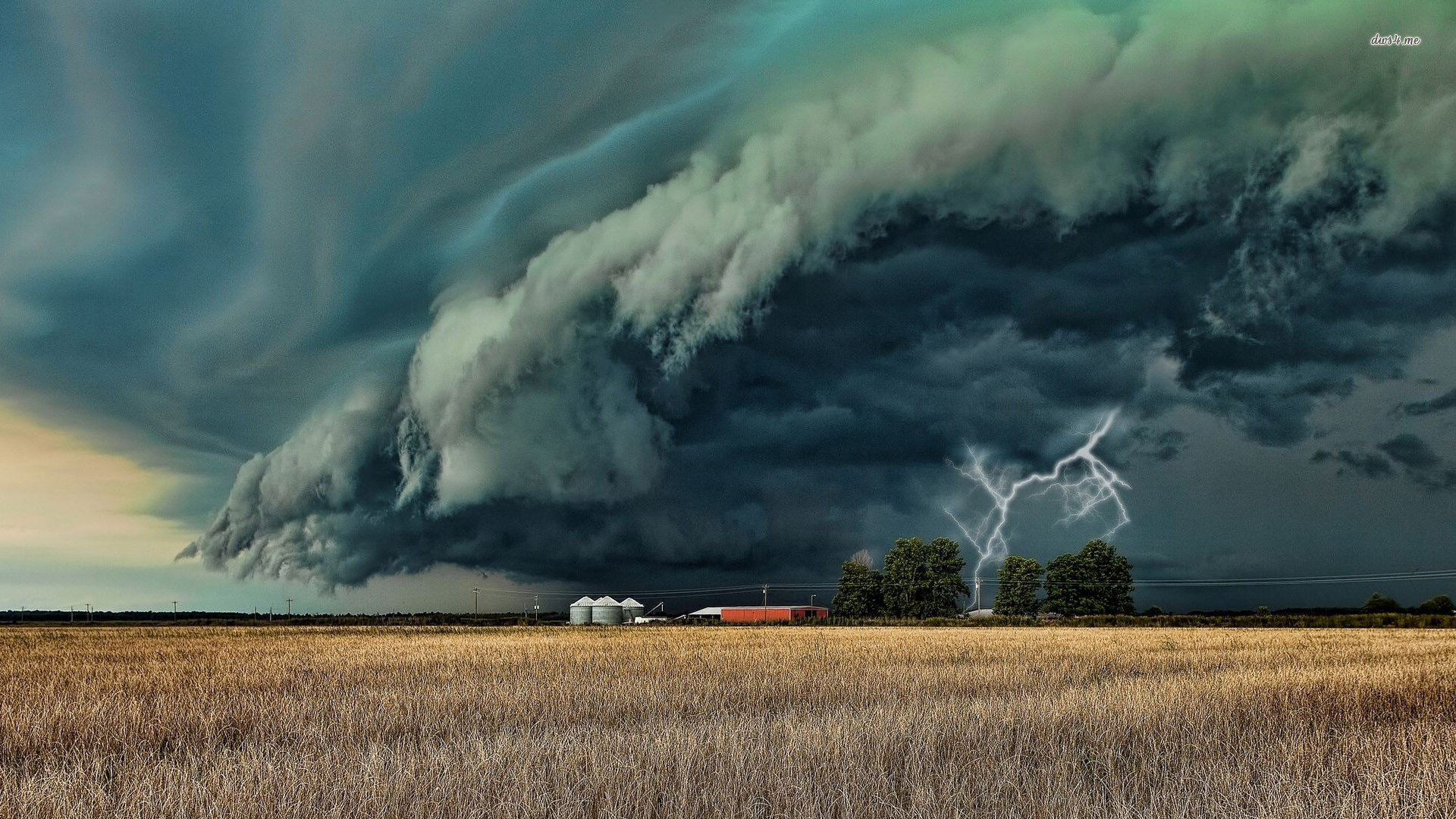 Storm Cloud Desktop Wallpaper (49+ images)
