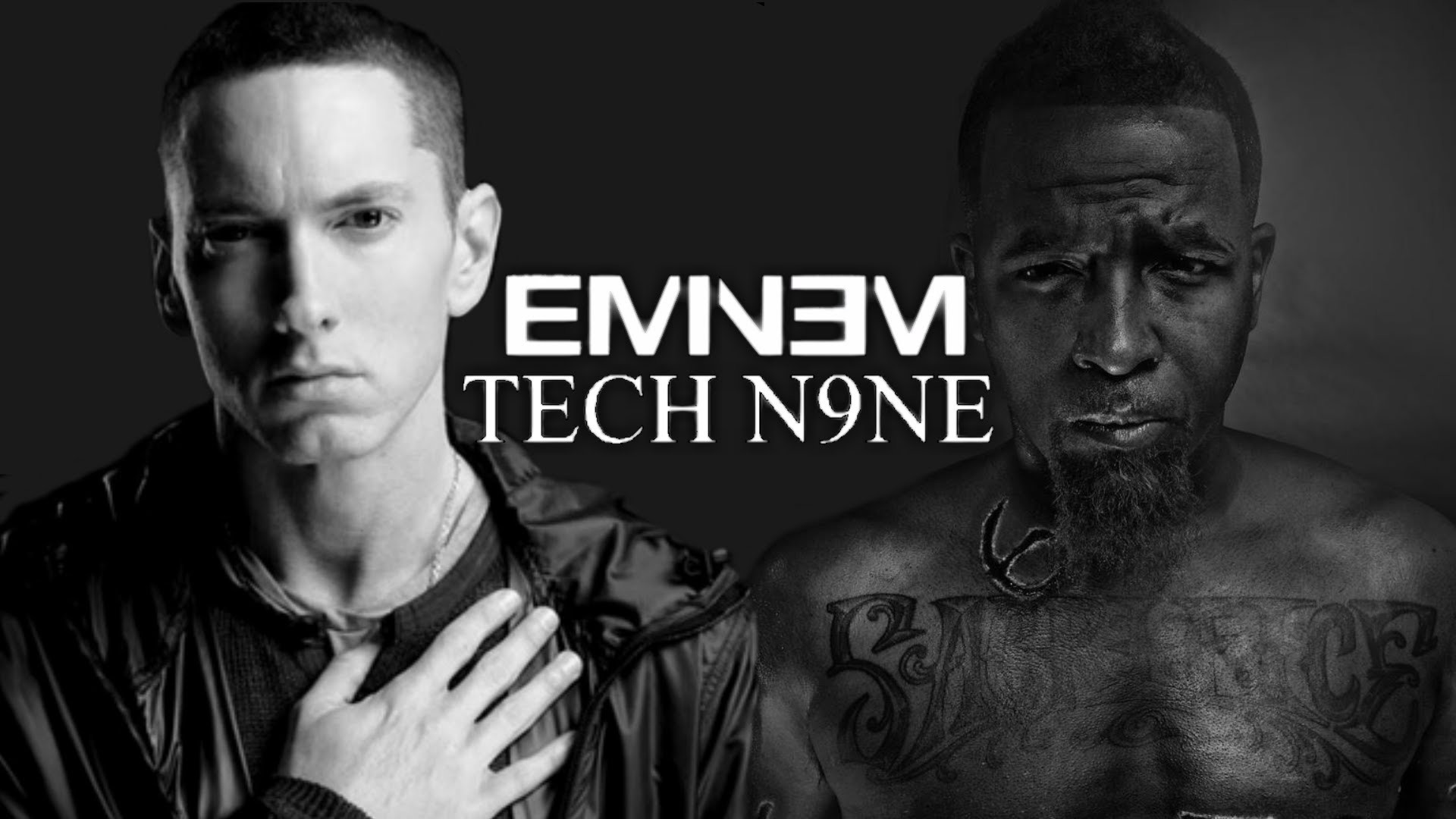 1920x1080 Eminem & Tech N9ne - The History Of A Collaboration [Collaboration -  Report] - YouTube