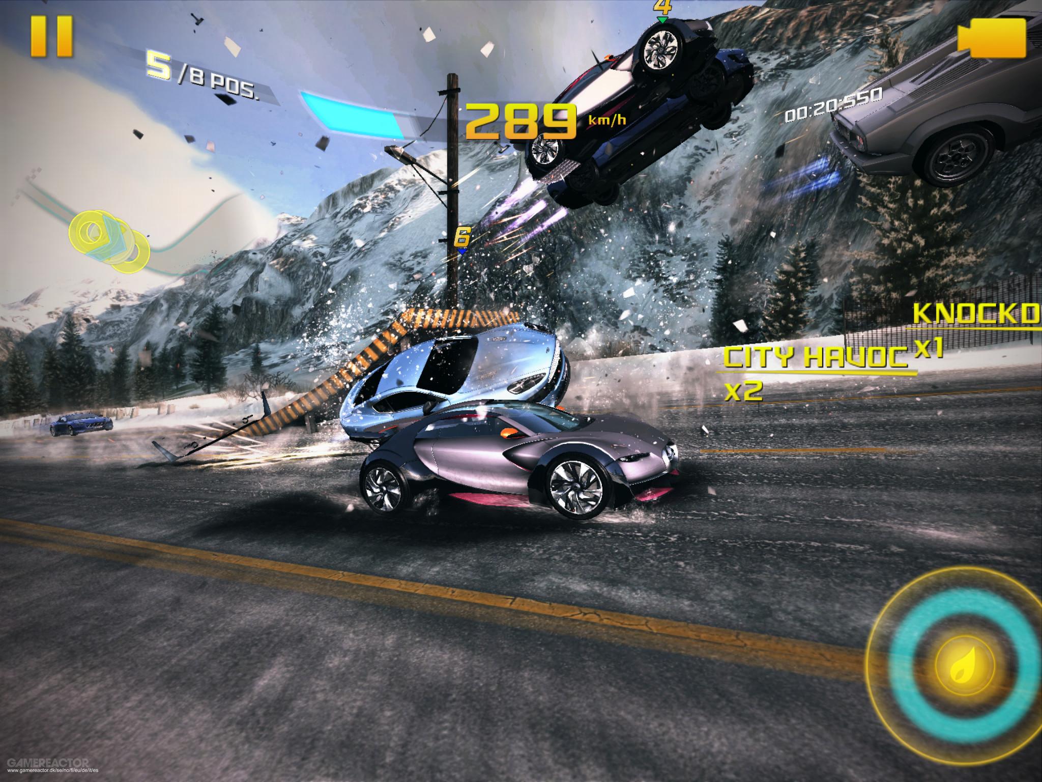 Asphalt Car Game Free Download
