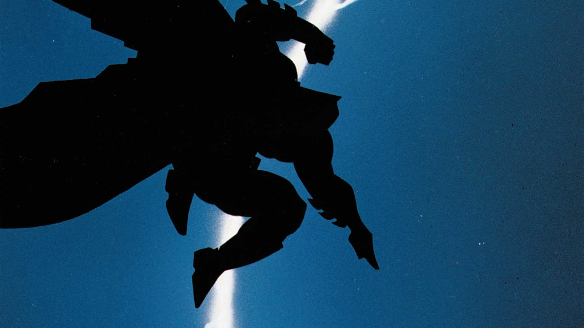 1920x1080 Goddamn, Batman: The Dystopian Dance Party Guide to Frank Miller's Dark  Knight