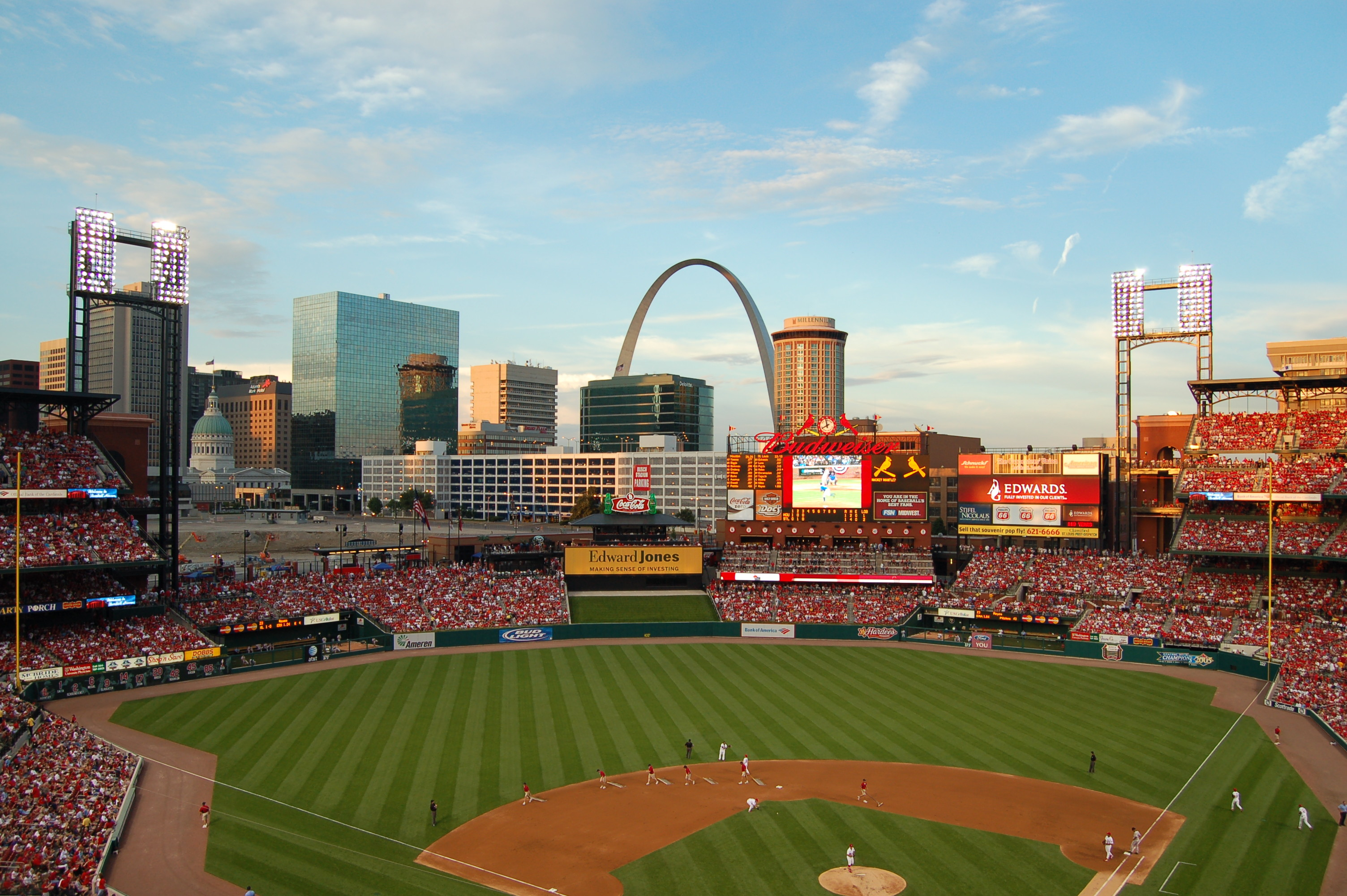 3008x2000 Amazing St Louis Cardinals Wallpaper 2018C