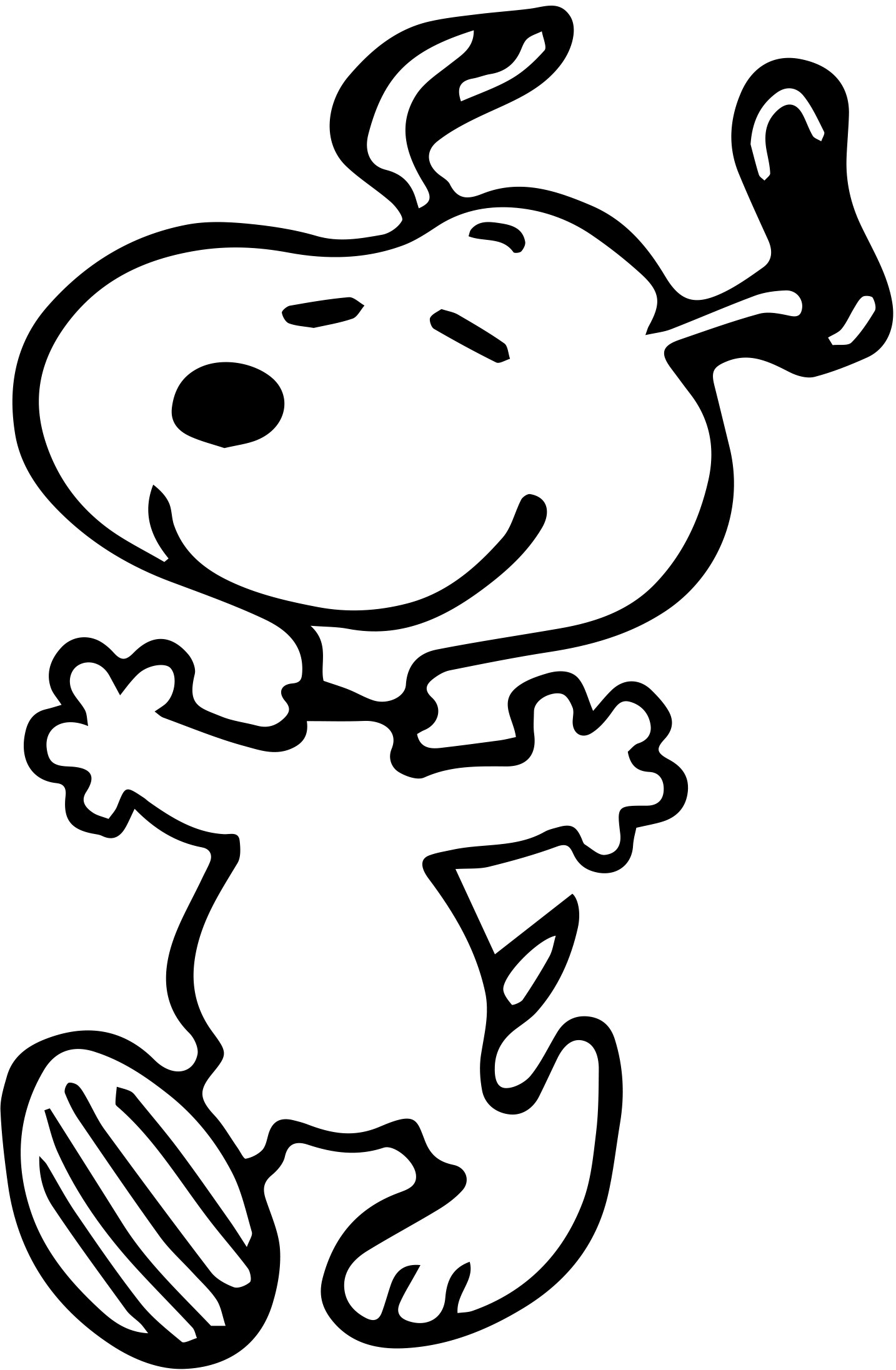 Snoopy Wallpapers - Cartoon Wallpapers