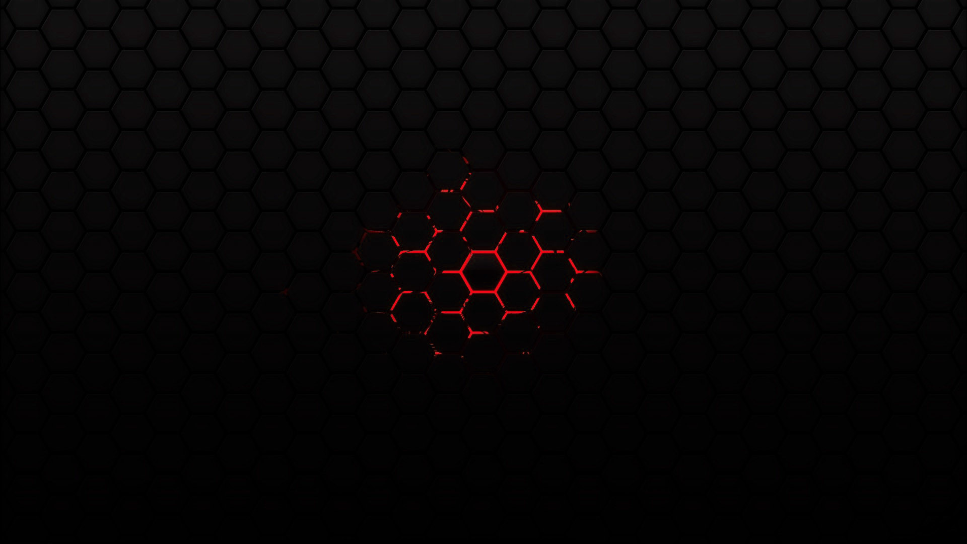 1920x1080 Black Red Black Background Wallpaper At 3d Wallpapers