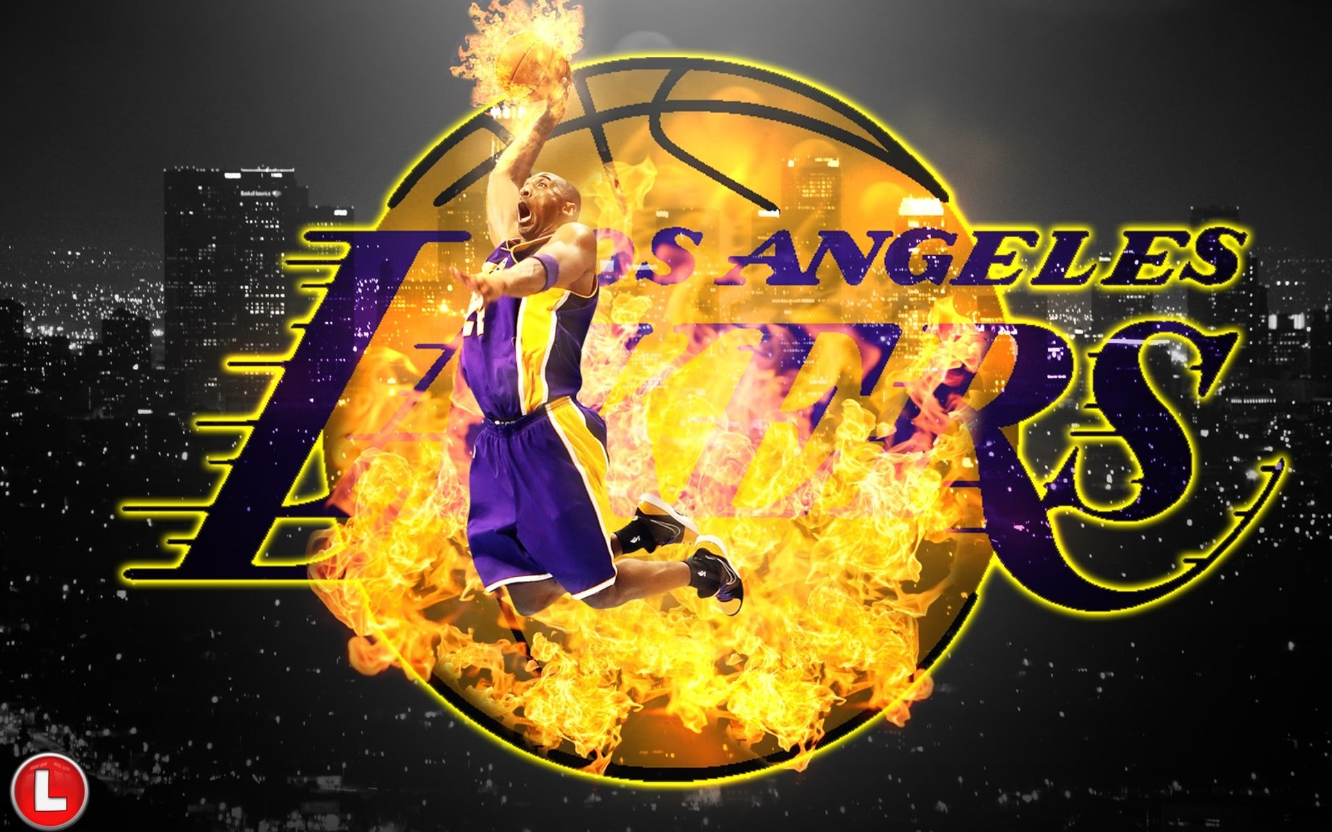 Lakers Logo Wallpaper (71+ Images