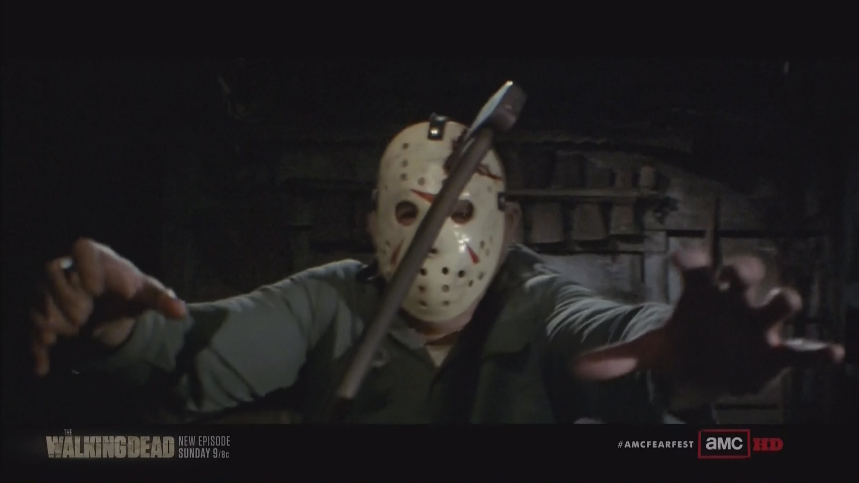 3000x1688 Friday The 13th Part III #5