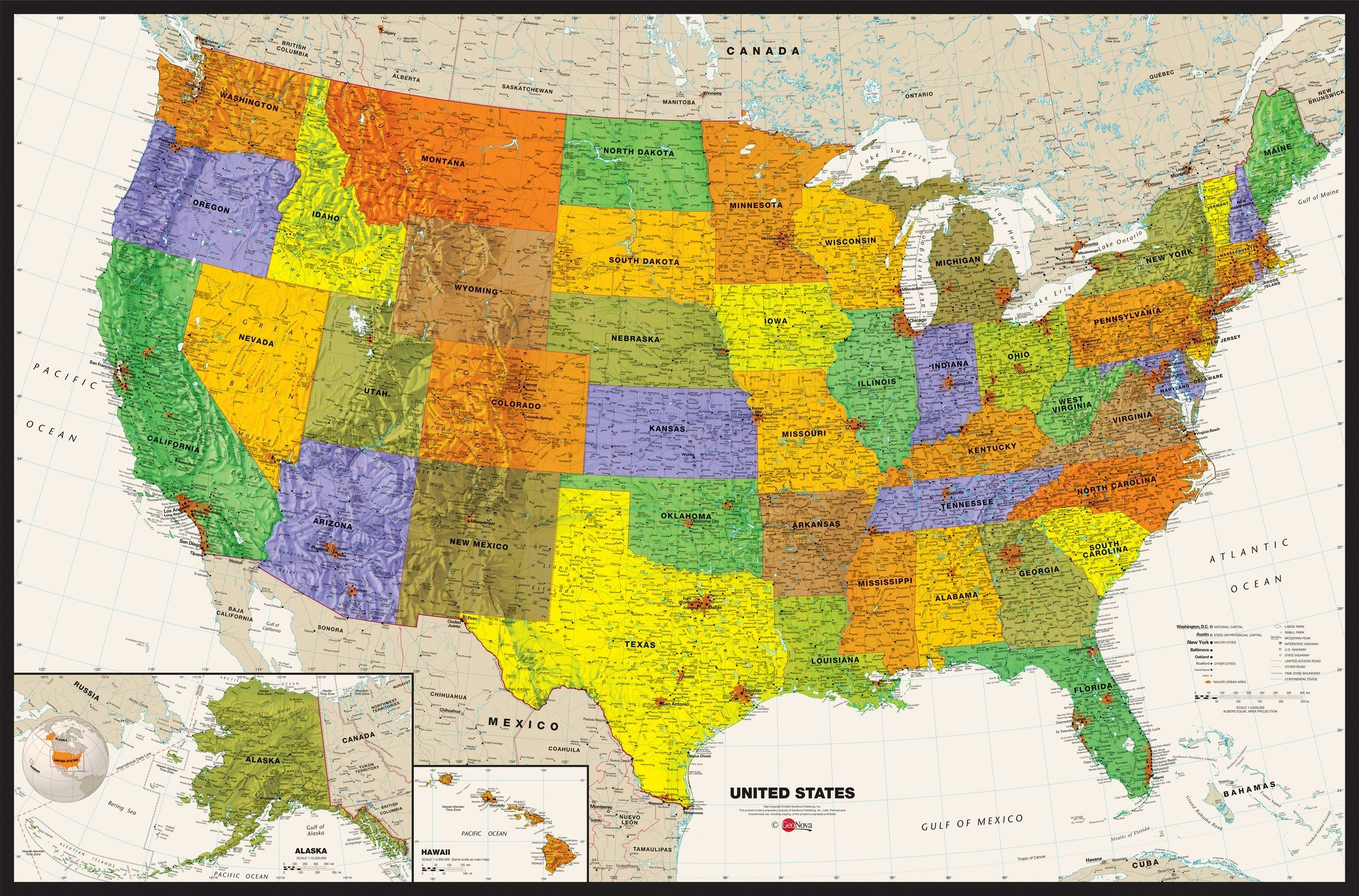 2400x1584 ...  Images of United States Map Wallpaper | #