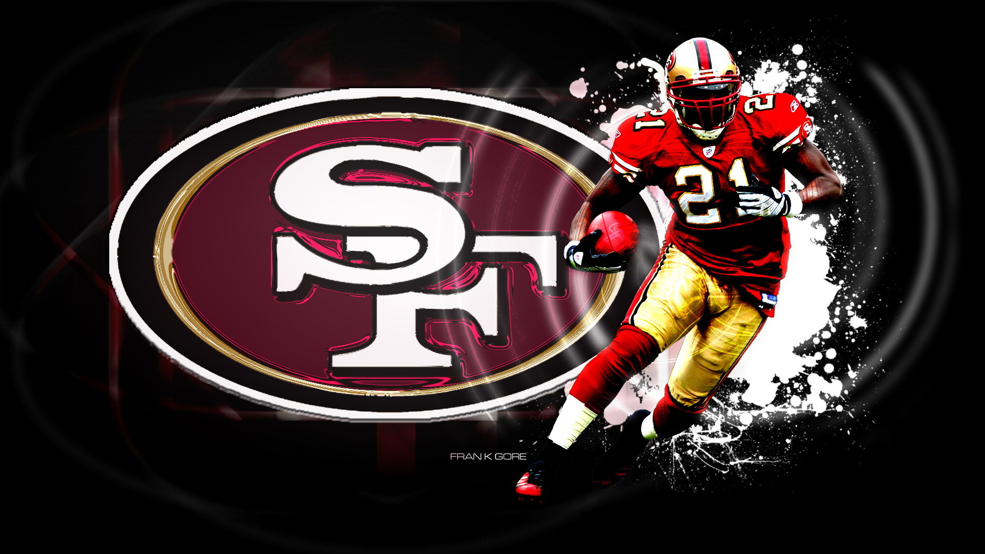 1920x1080 Free 49ers Wallpapers Your Phone - Wallpaper Cave | All Wallpapers |  Pinterest | Wallpaper