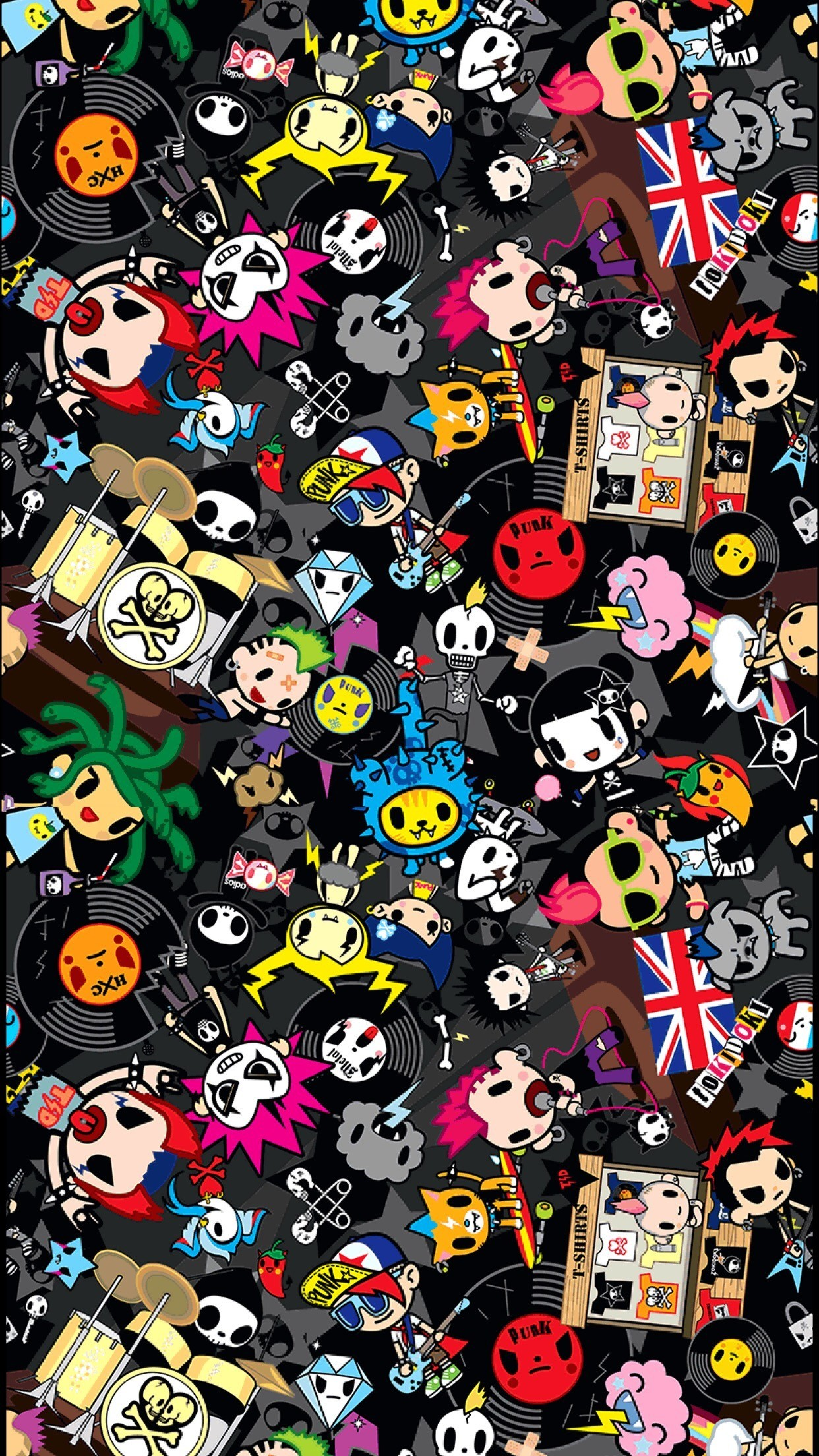 Hello Kitty Tokidoki Wallpaper 56 Images