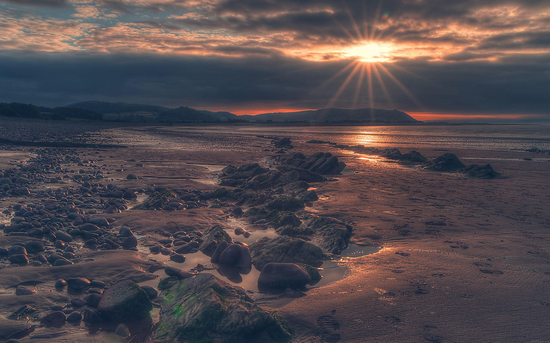 Goa Beach Parallax Hd Iphone Ipad Wallpaper: Beach Sunset Desktop Wallpaper (70+ Images
