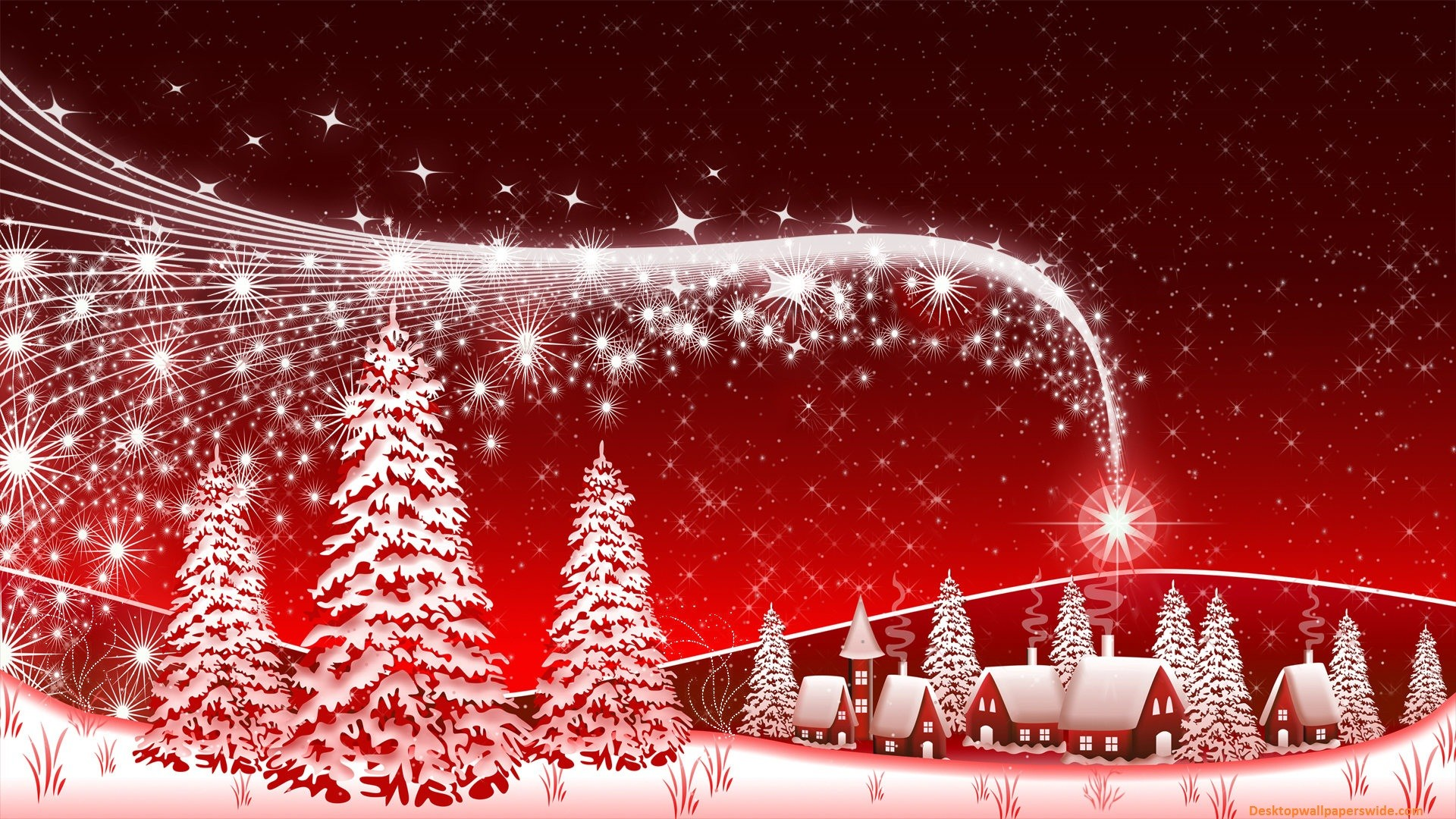 1920x1080 Christmas Full HD Background