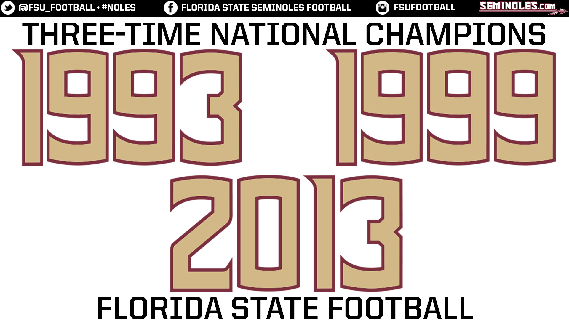 1920x1080 DESKTOP WALLPAPERS Florida State Seminoles Official Athletic Site 4