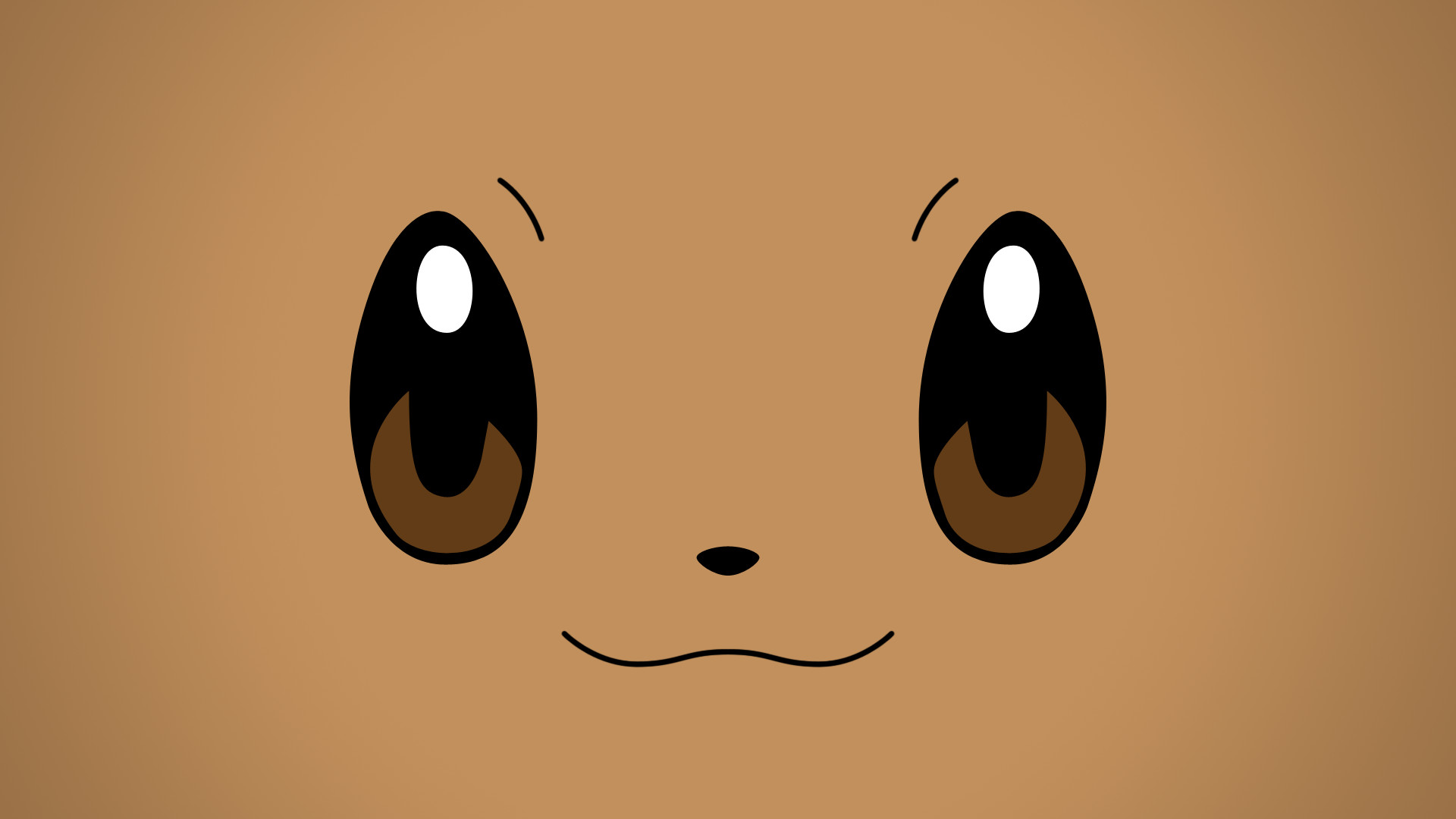 1920x1080 OCAn Eevee wallpaper [OC] ...