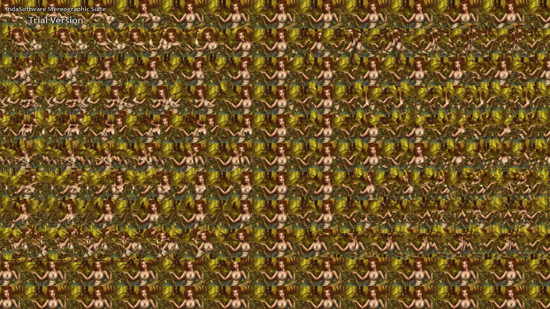 Stereogram Wallpapers (51+ Images