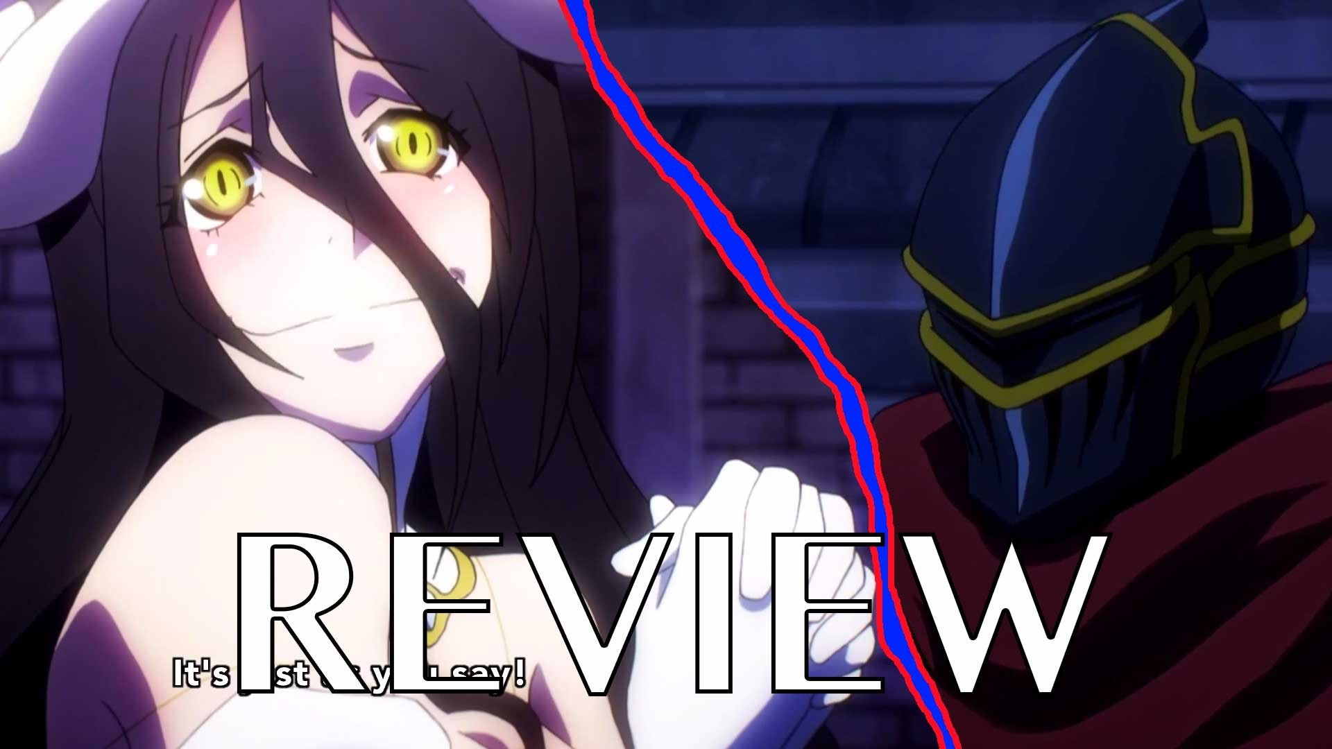1920x1080 Overlord Episode 2 Anime Review - Albedo is Libido ( ͡͡ ° ͜ ʖ ͡ °) - YouTube