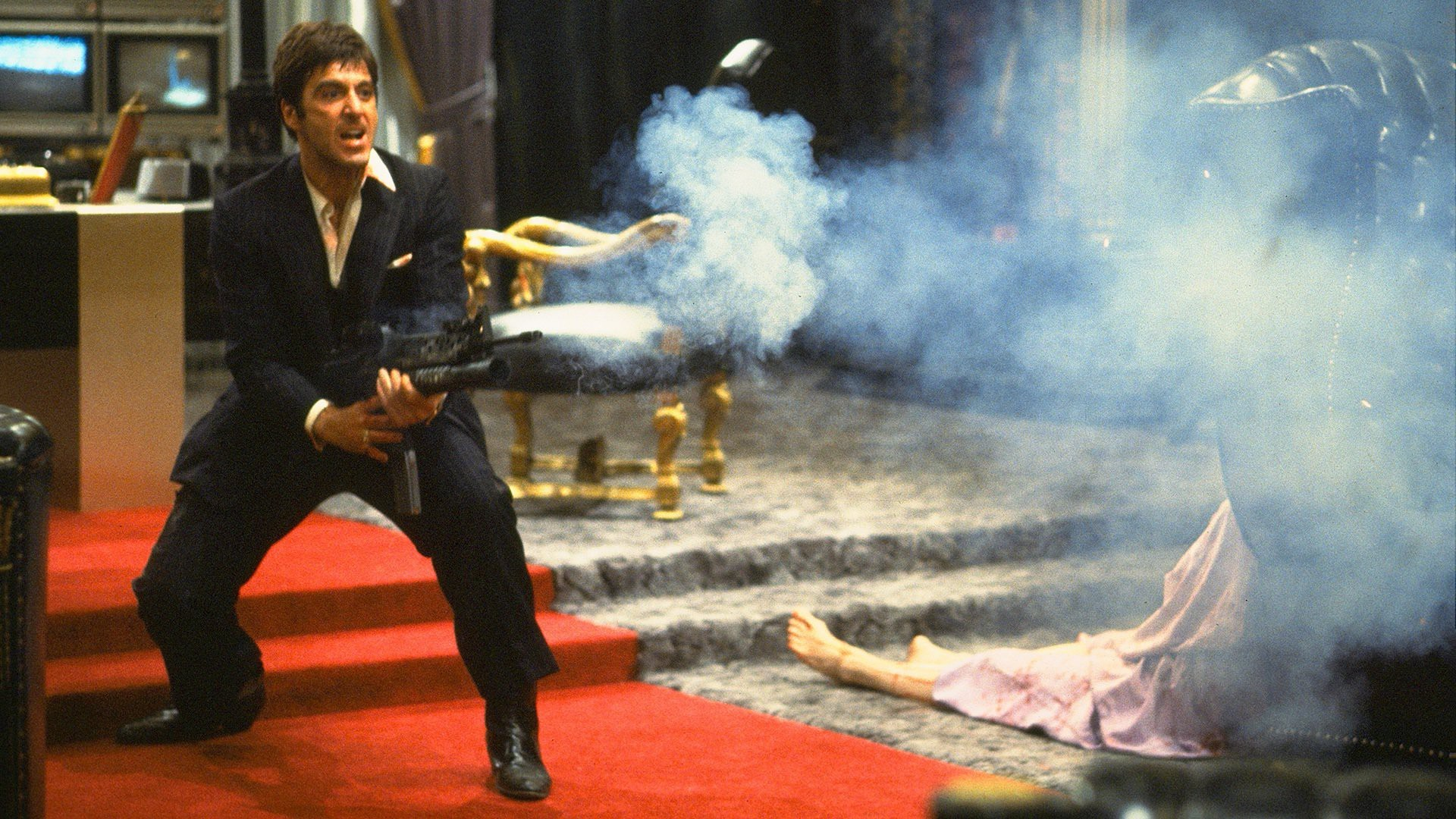 Scarface hd wallpaper 58 images - Scarface wallpaper iphone ...