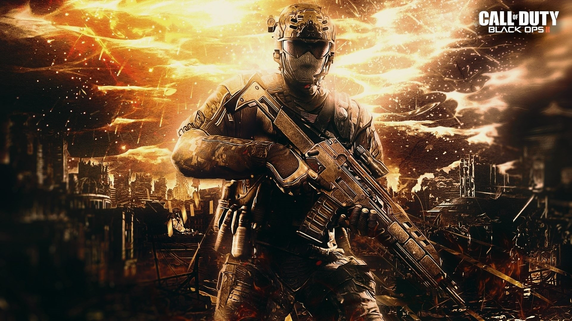 1920x1080 Call Of Duty Wallpapers Black Ops 2 HD