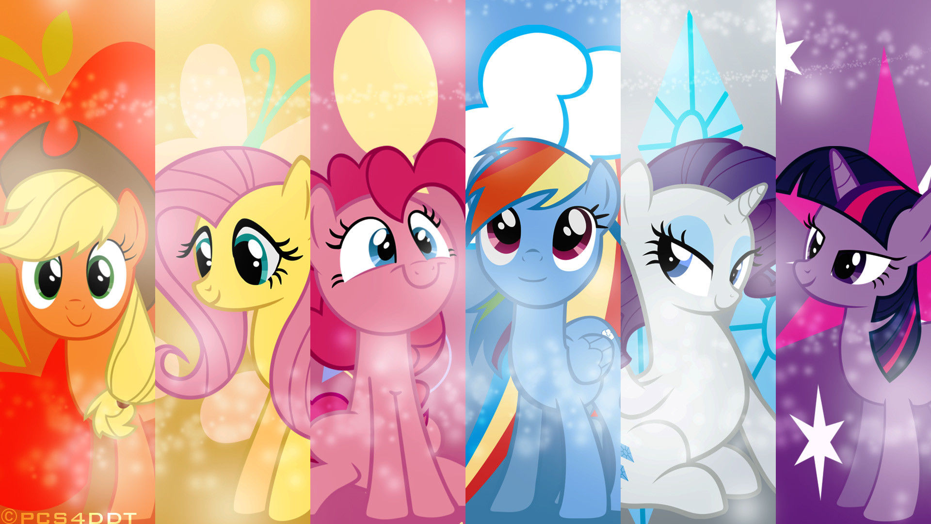 1920x1080 My Little Pony HD Wallpapers and Backgrounds 1920×1080