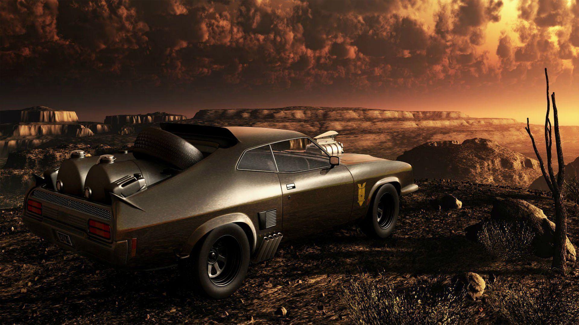 1920x1080 Mad Max Fury Road Full HD Wallpaper