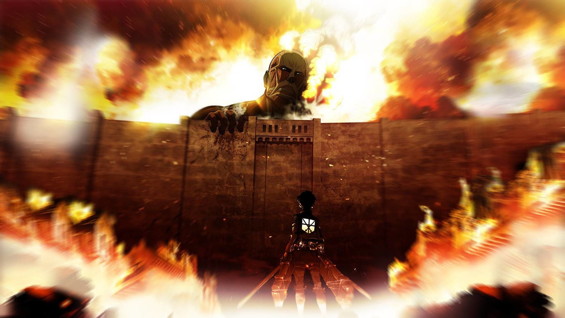 Attack On Titan Wallpaper HD (64+ Images