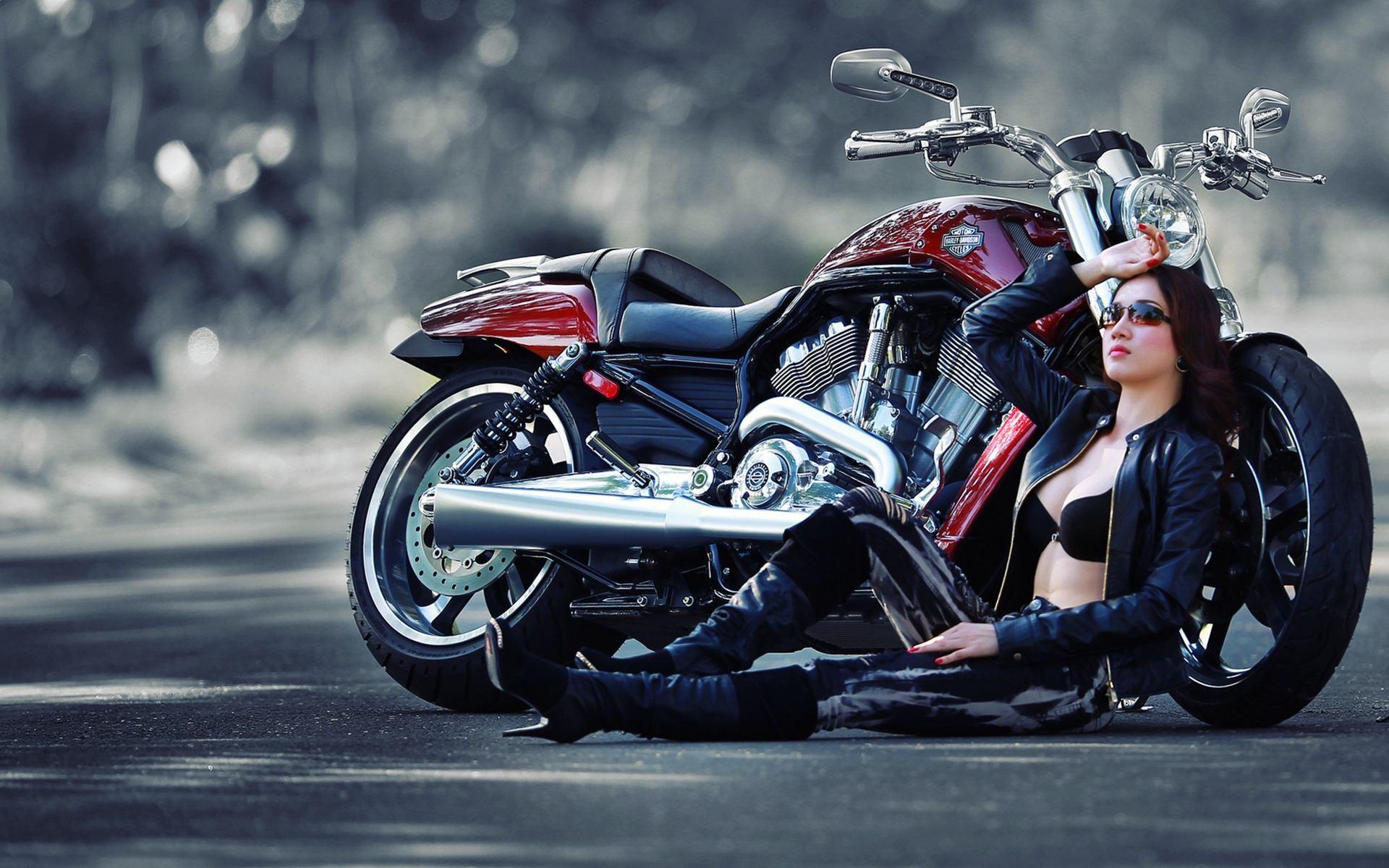 Harley Davidson Victoria