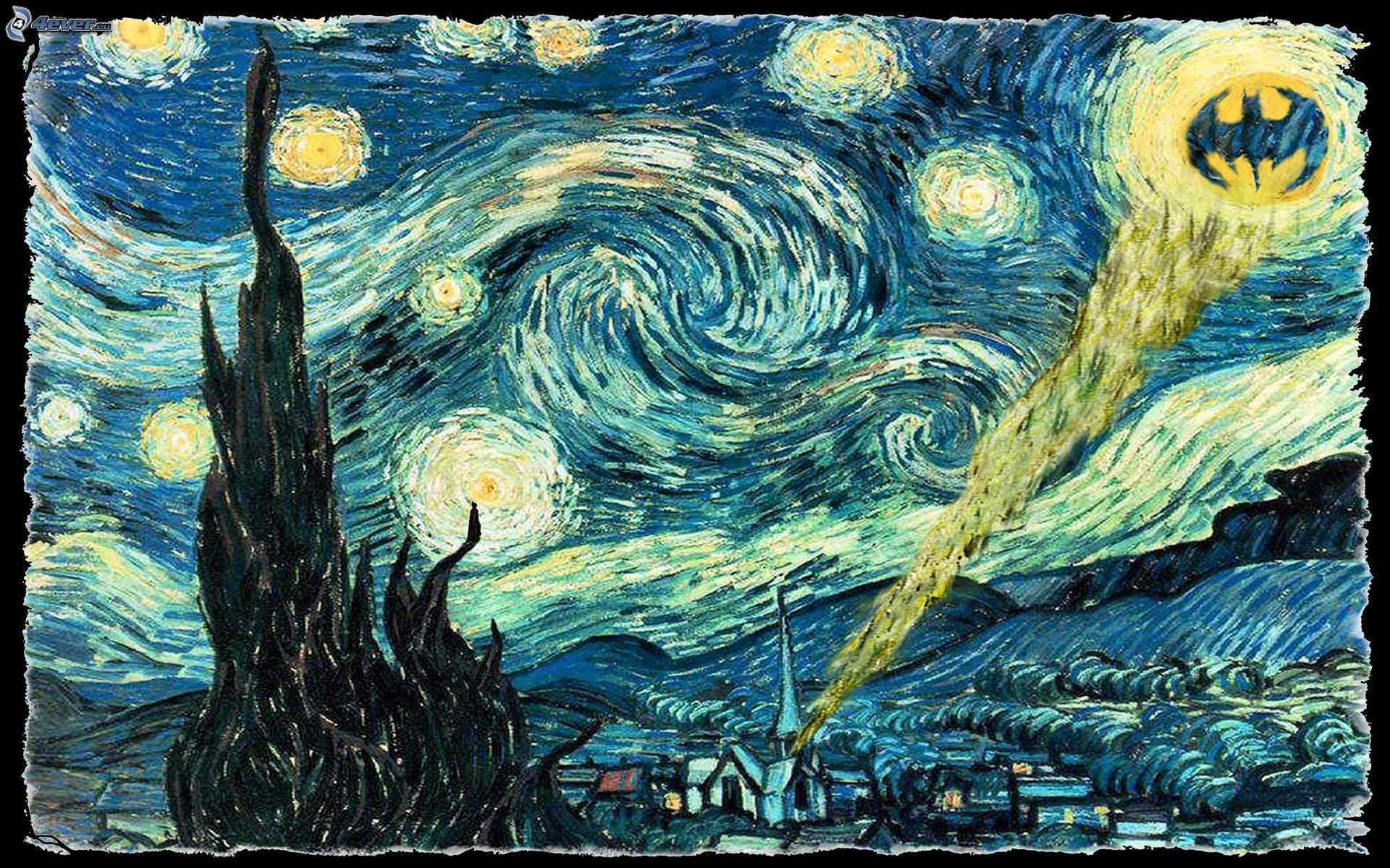 Doctor Who Van Gogh Wallpaper 55 Images