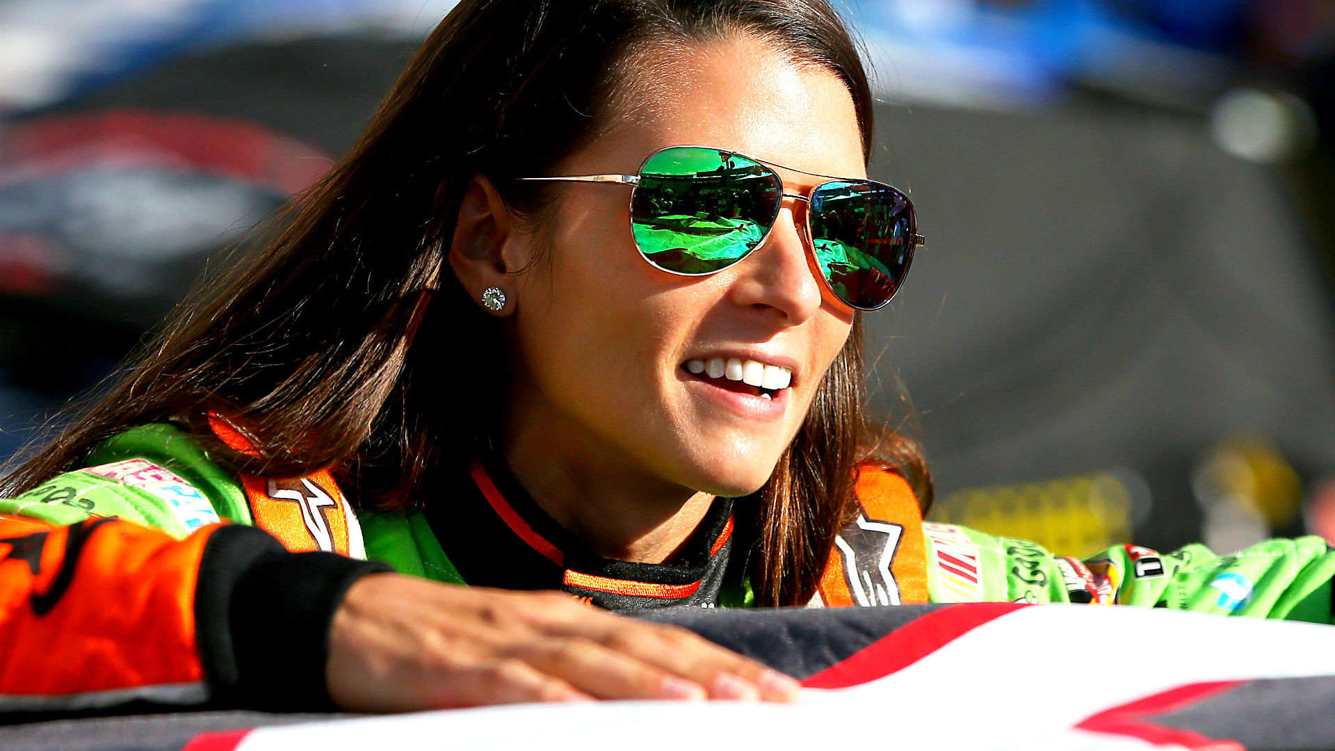 1920x1080 For Danica Patrick, sponsor Tissot fashions a more stylish new image |  NASCAR | Sporting News