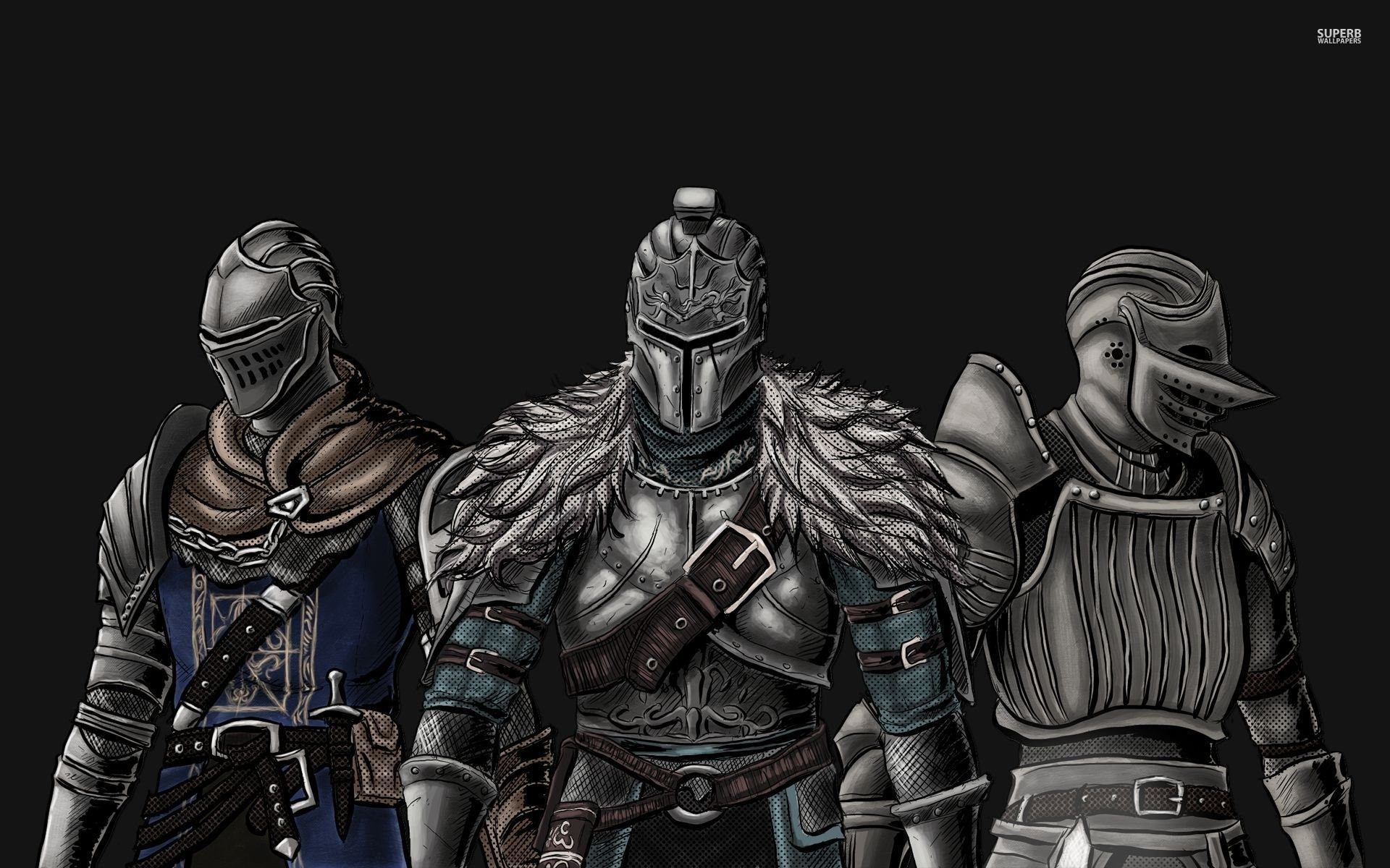 1920x1200 Dark Souls Knight Wallpaper 10 - 1920 X 1200
