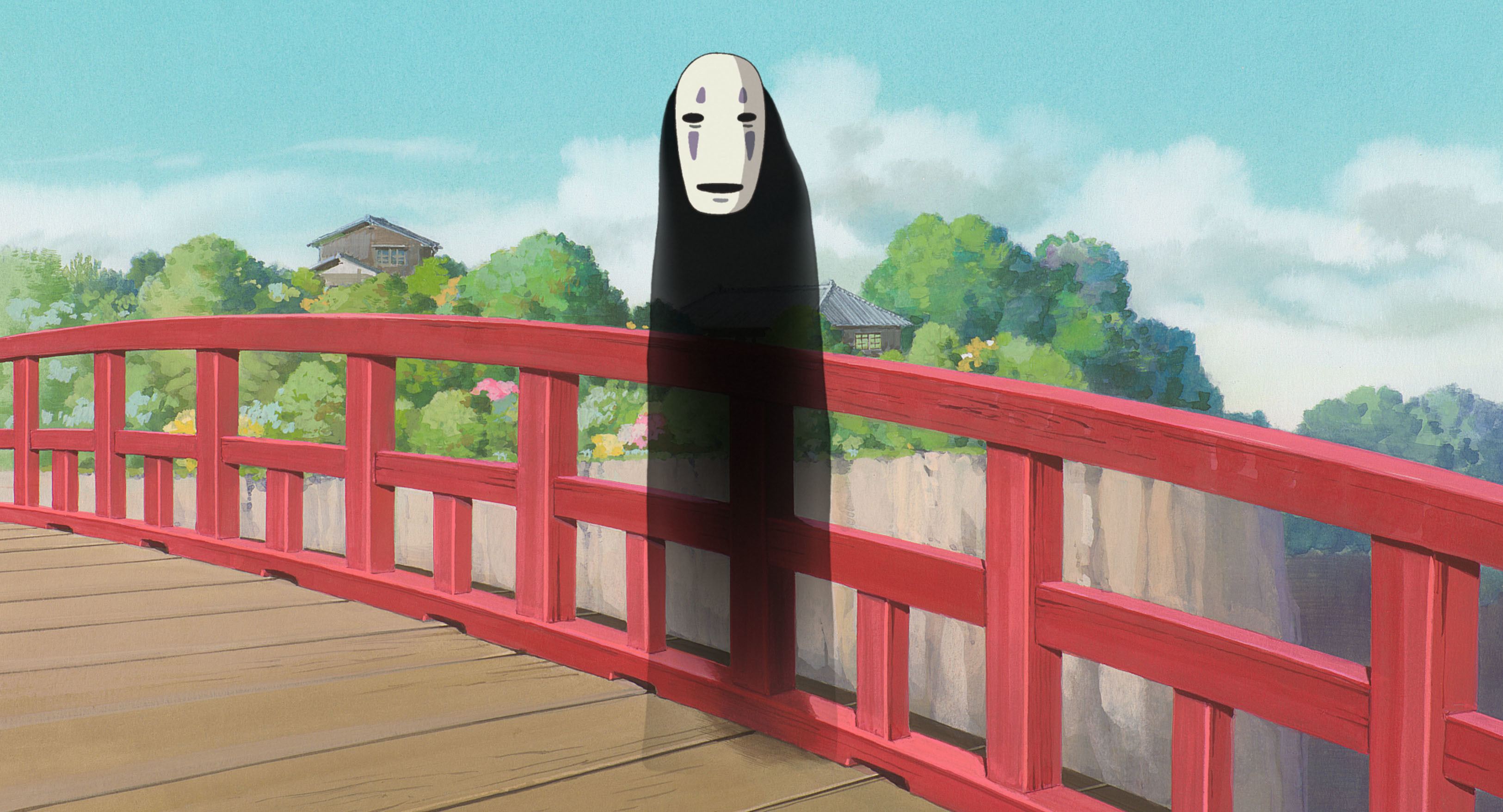 No Face Spirited Away Wallpaper 70 Images