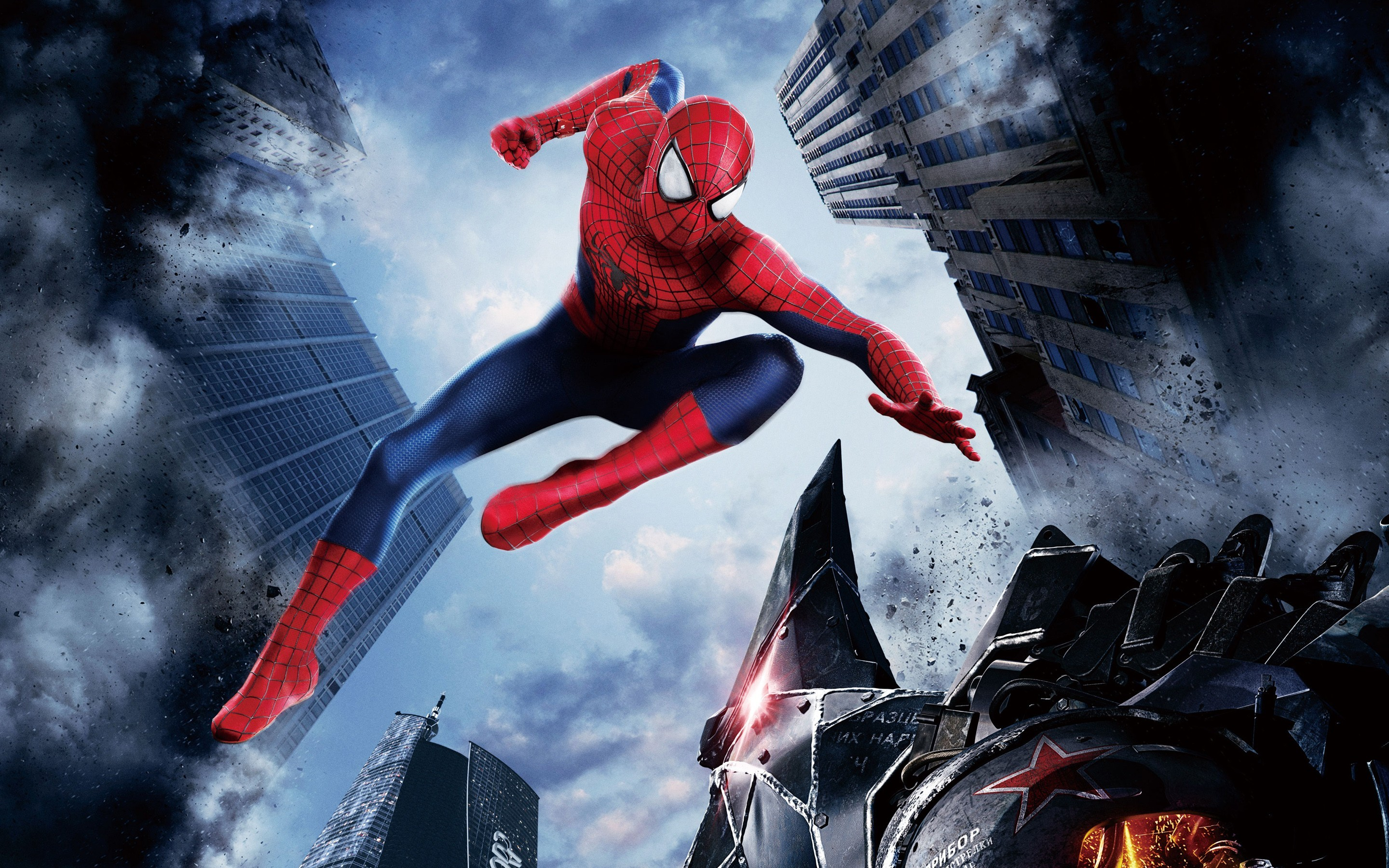 2880x1800  The Amazing Spider Man 2 2014 Movie Wallpapers | HD Wallpapers ·  Download ... spiderman_homecoming-movie-2017-wallpaper-hd .