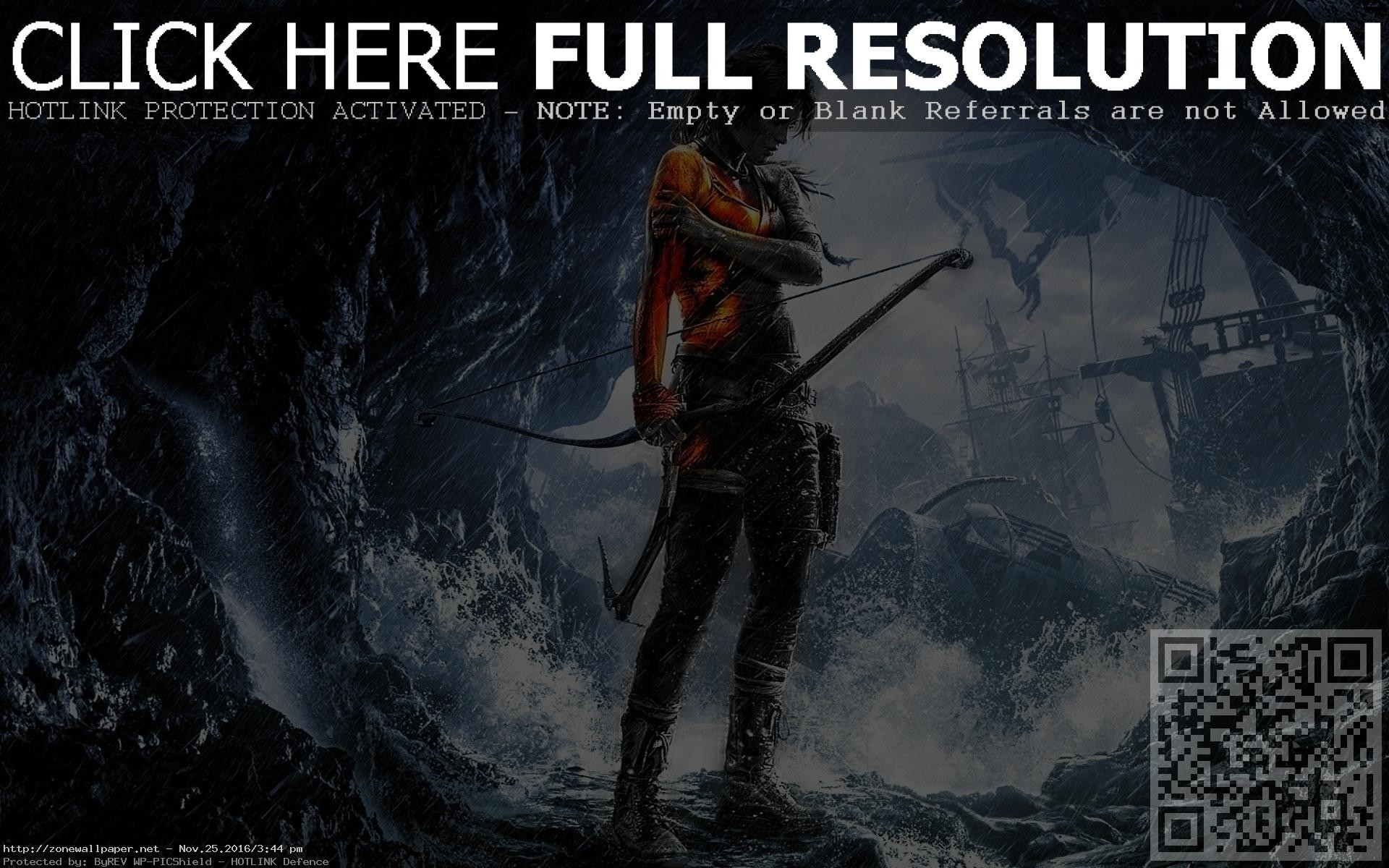 1920x1200 Rise Of The Tomb Raider Wallpapers For Iphone ~ Sdeerwallpaper 1920×1200