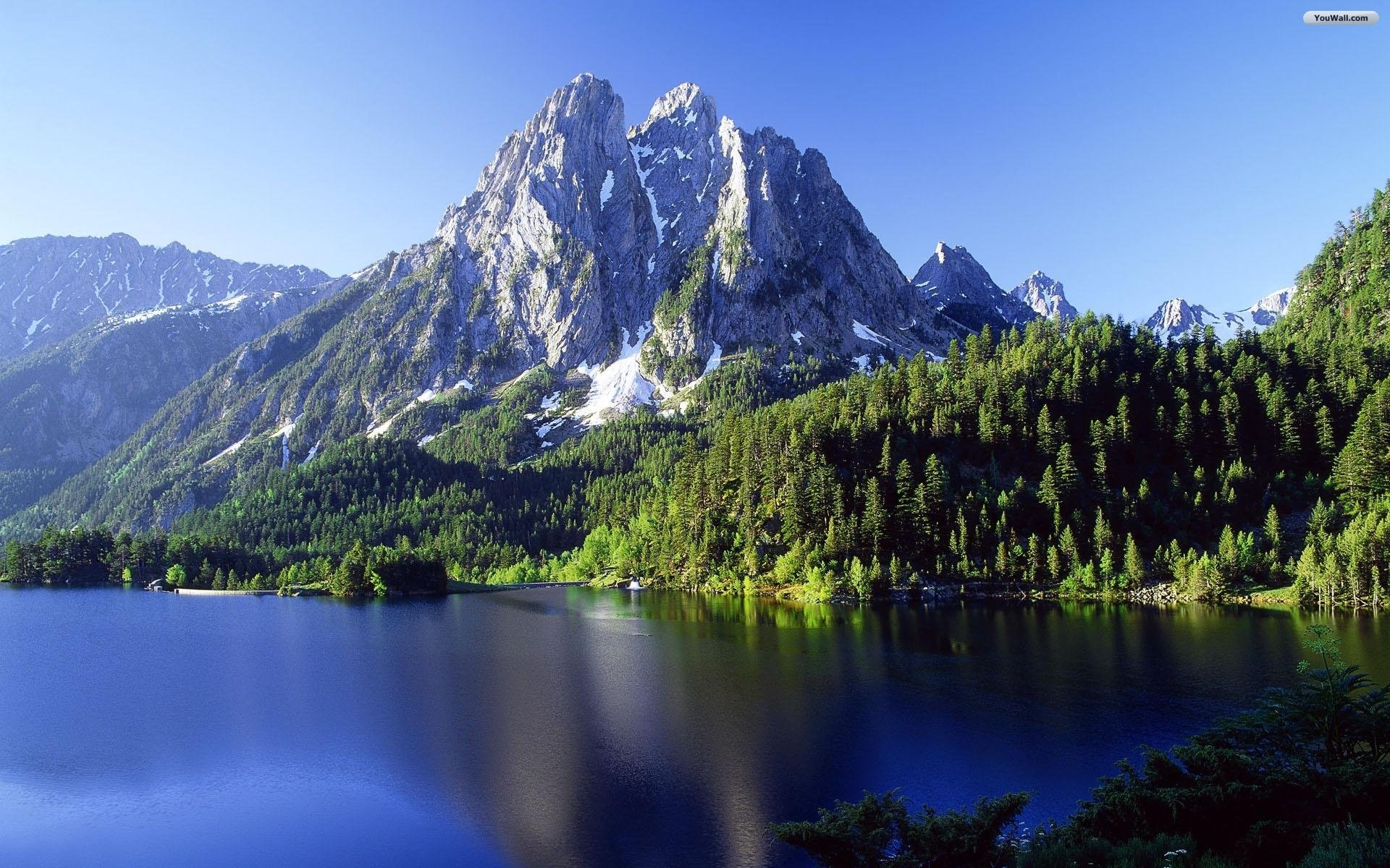 cool mountain backgrounds