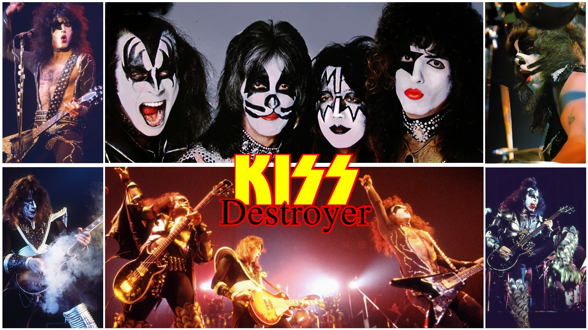 1920x1080 ... alive kiss band wallpapers - photo #12 ...
