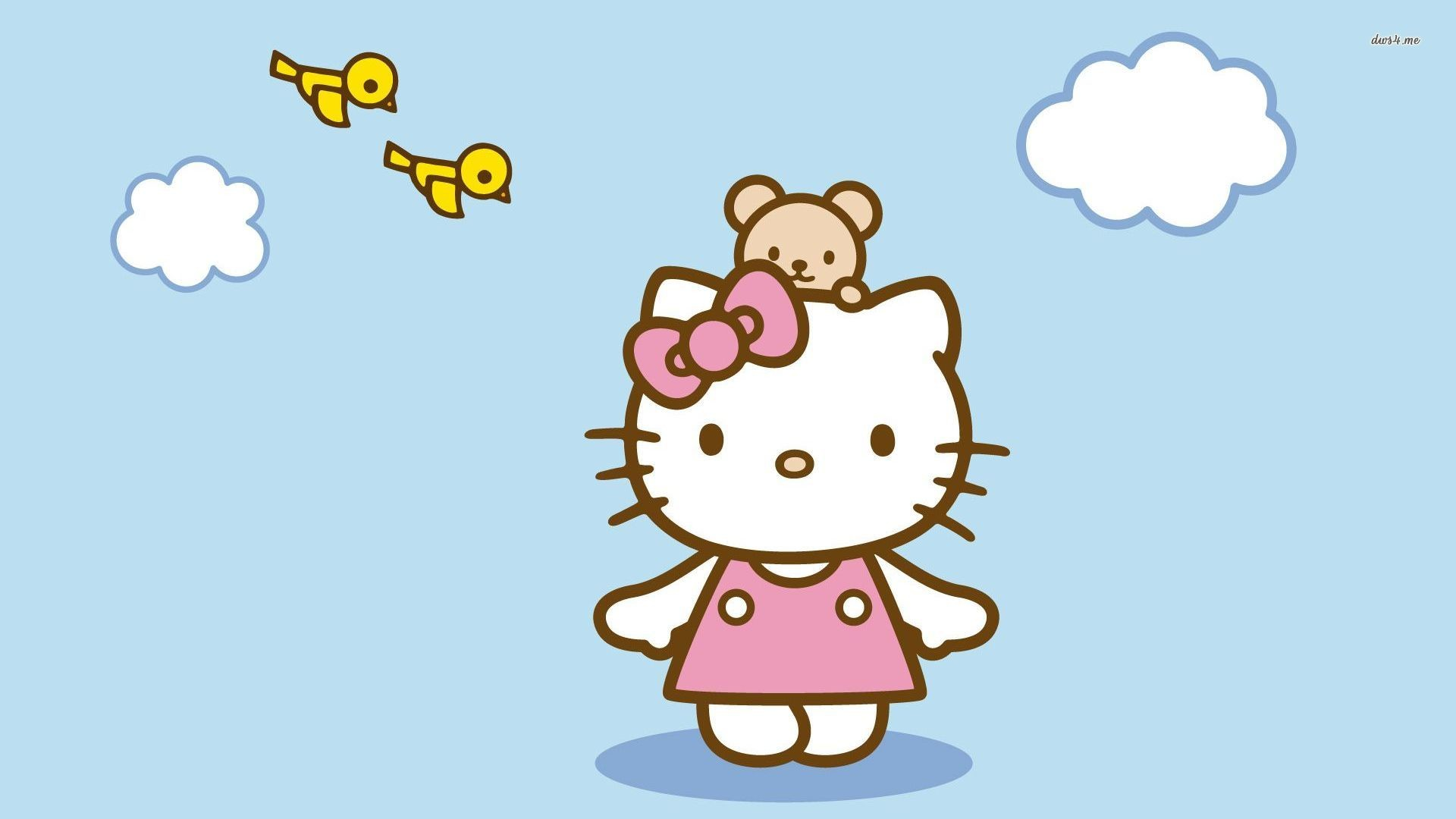 1920x1080 66 Hello Kitty HD Wallpapers | Backgrounds - Wallpaper Abyss