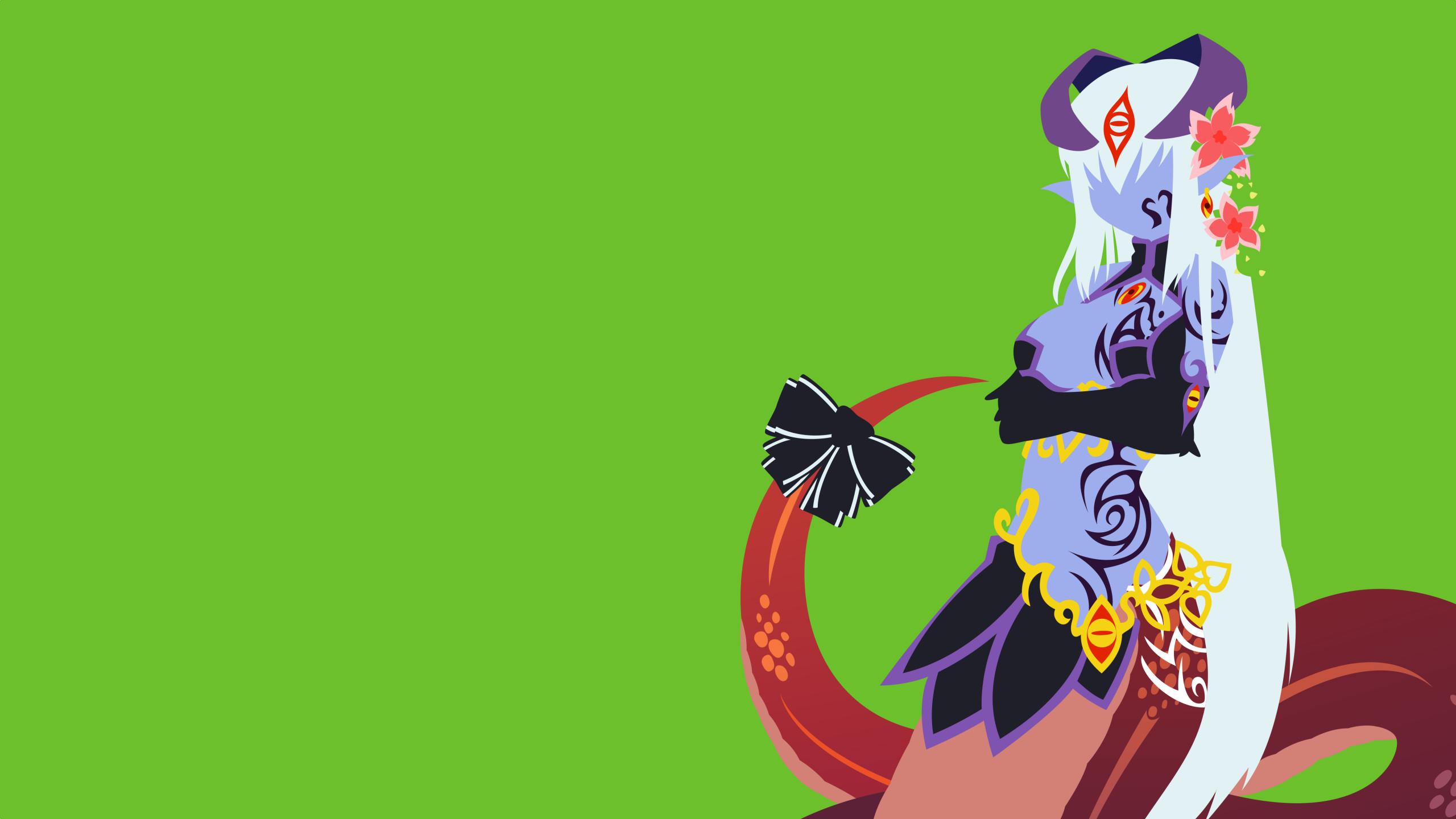 Monster Girl Wallpaper 76 Images