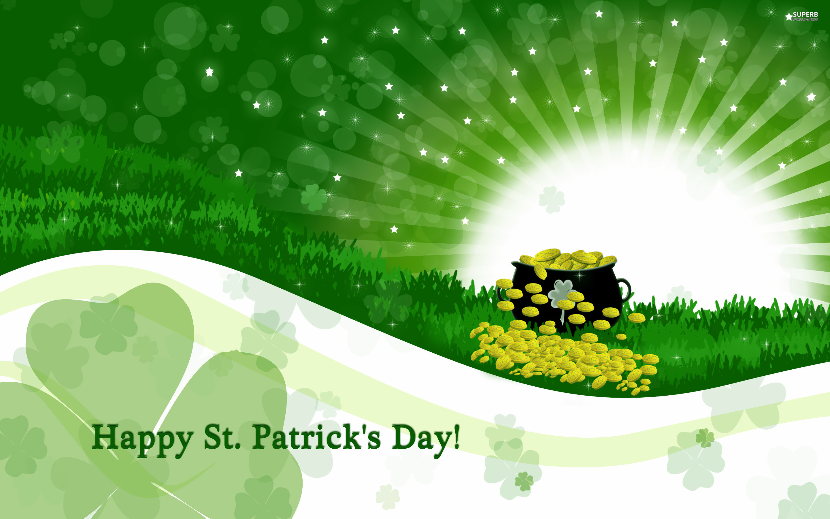 2880x1800 St Patricks Day HD Photo.  0.731 MB
