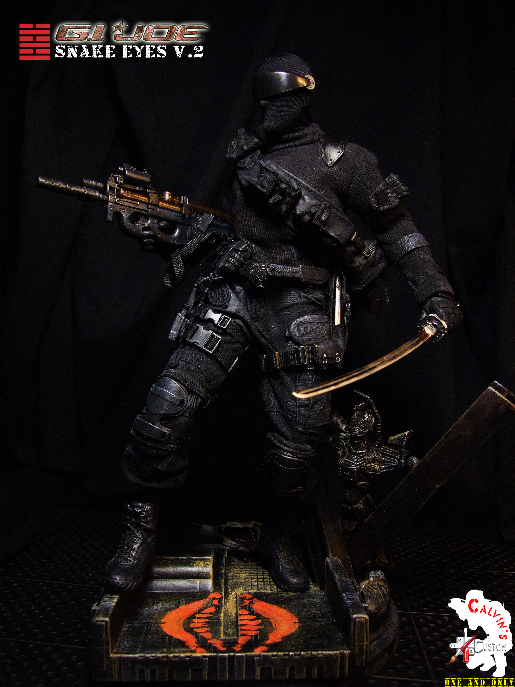 2136x2848 GI Joe Snake Eyes Images | TheCelebrityPix