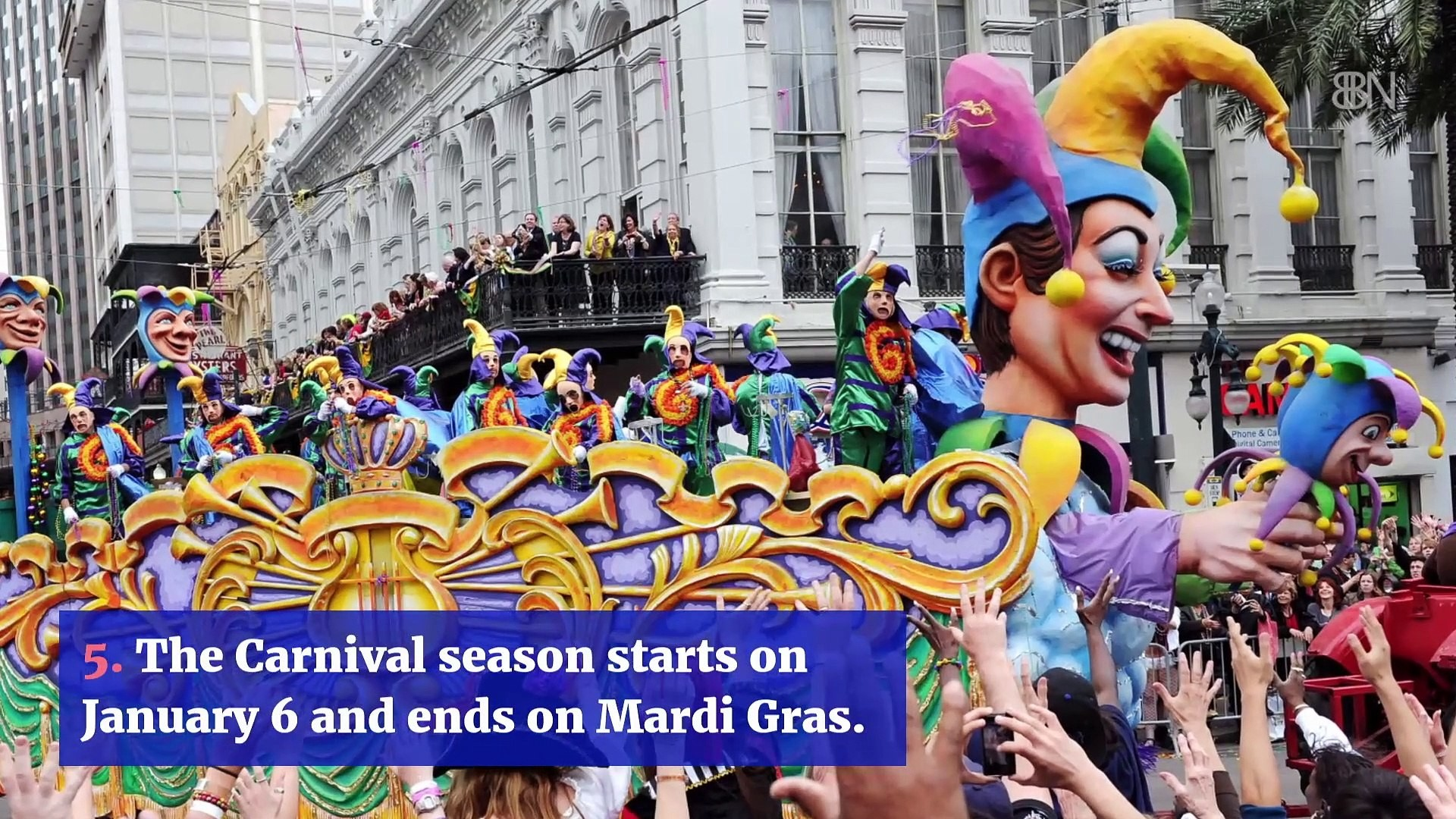 1920x1080 Preparing For Mardi Gras Fun
