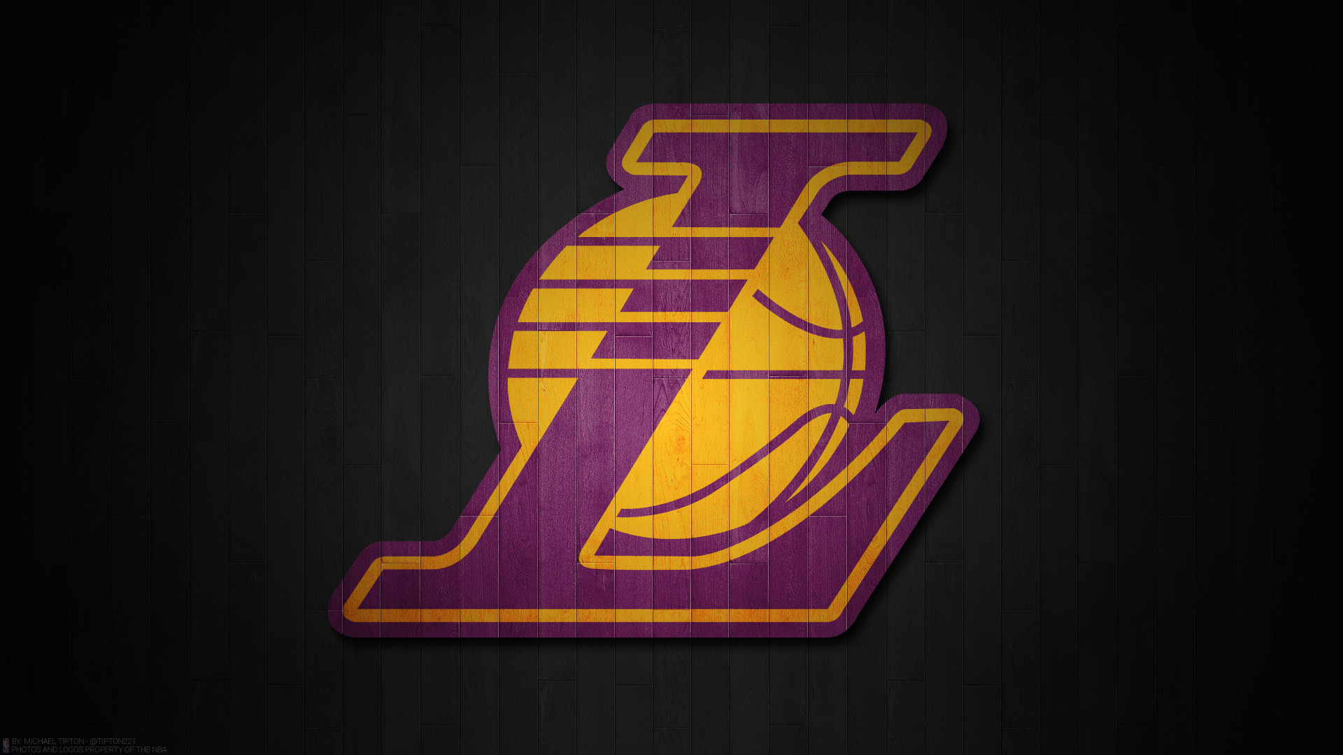 Lakers logo wallpaper 71 images 1920x1080 los angeles lakers 2017 nba basketball hardwood logo wallpaper free pc desktop voltagebd Images
