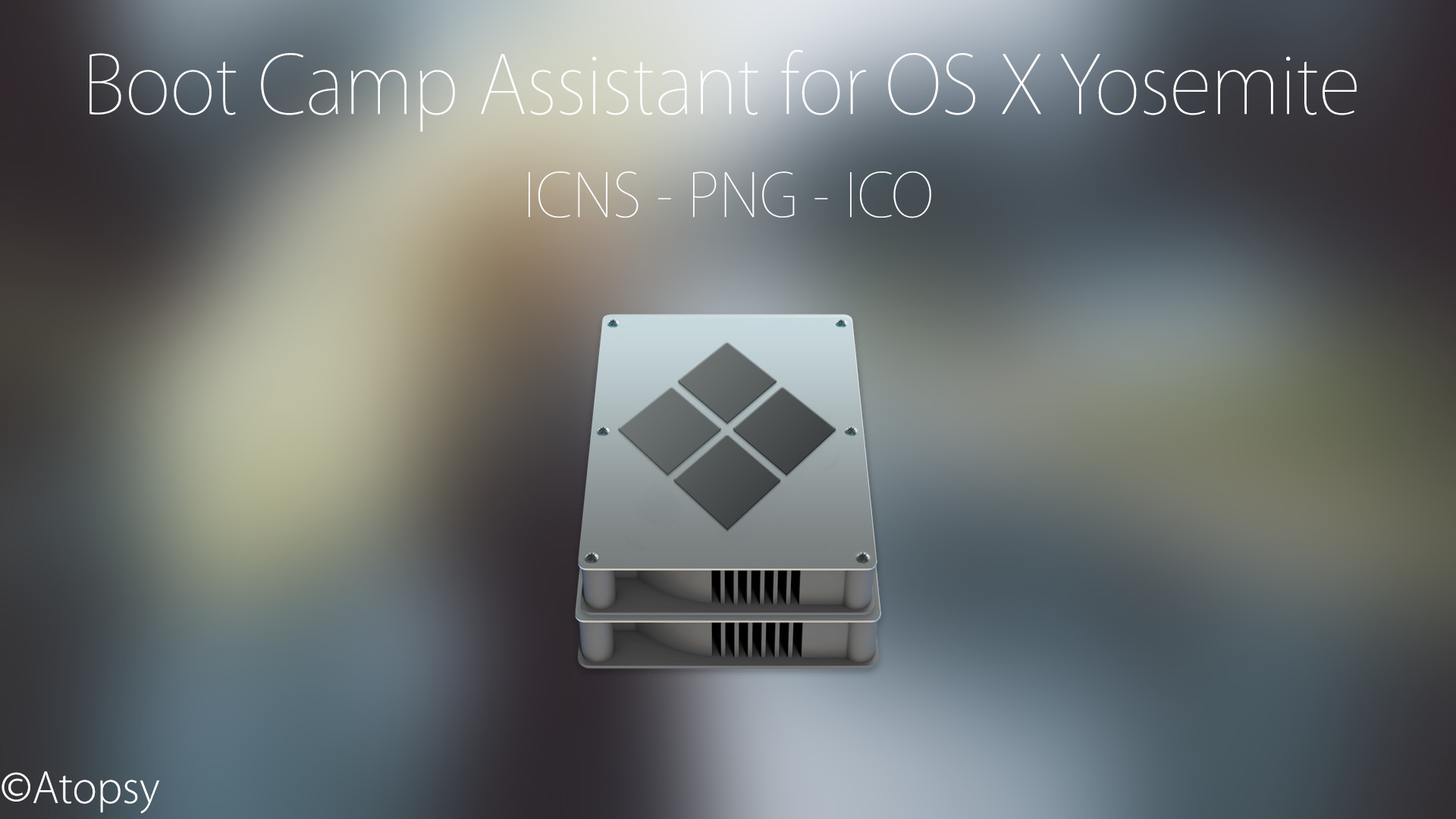 1920x1080 ... Boot Camp Assistant for OS X Yosemite (Re-Upload) by Atopsy