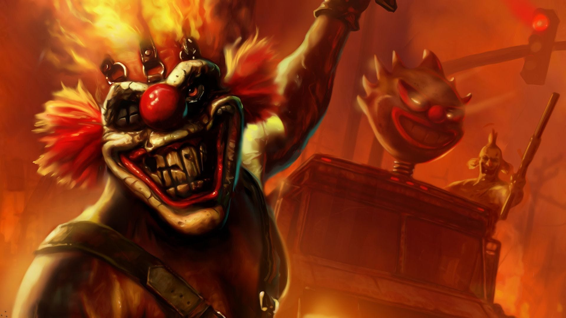 Twisted Metal Wallpaper HD (66+ images)