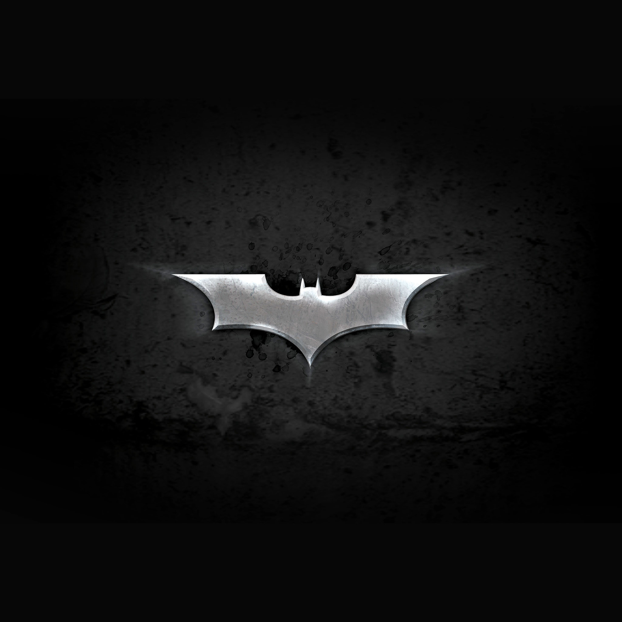 2048x2048 FREEIOS7 | i-am-batman - parallax HD iPhone iPad wallpaper