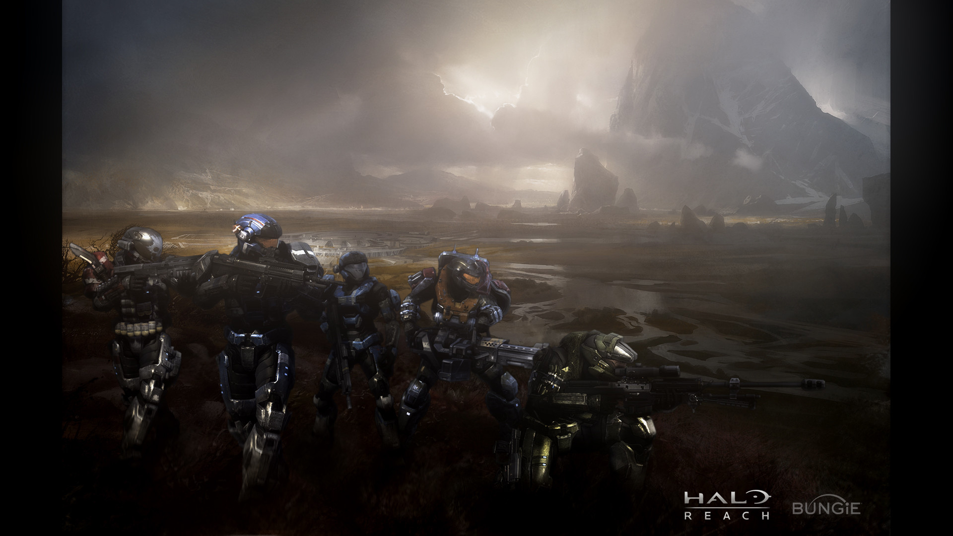 1920x1080 Video Games Halo Reach Wallpapers HD Desktop And Mobile Backgrounds