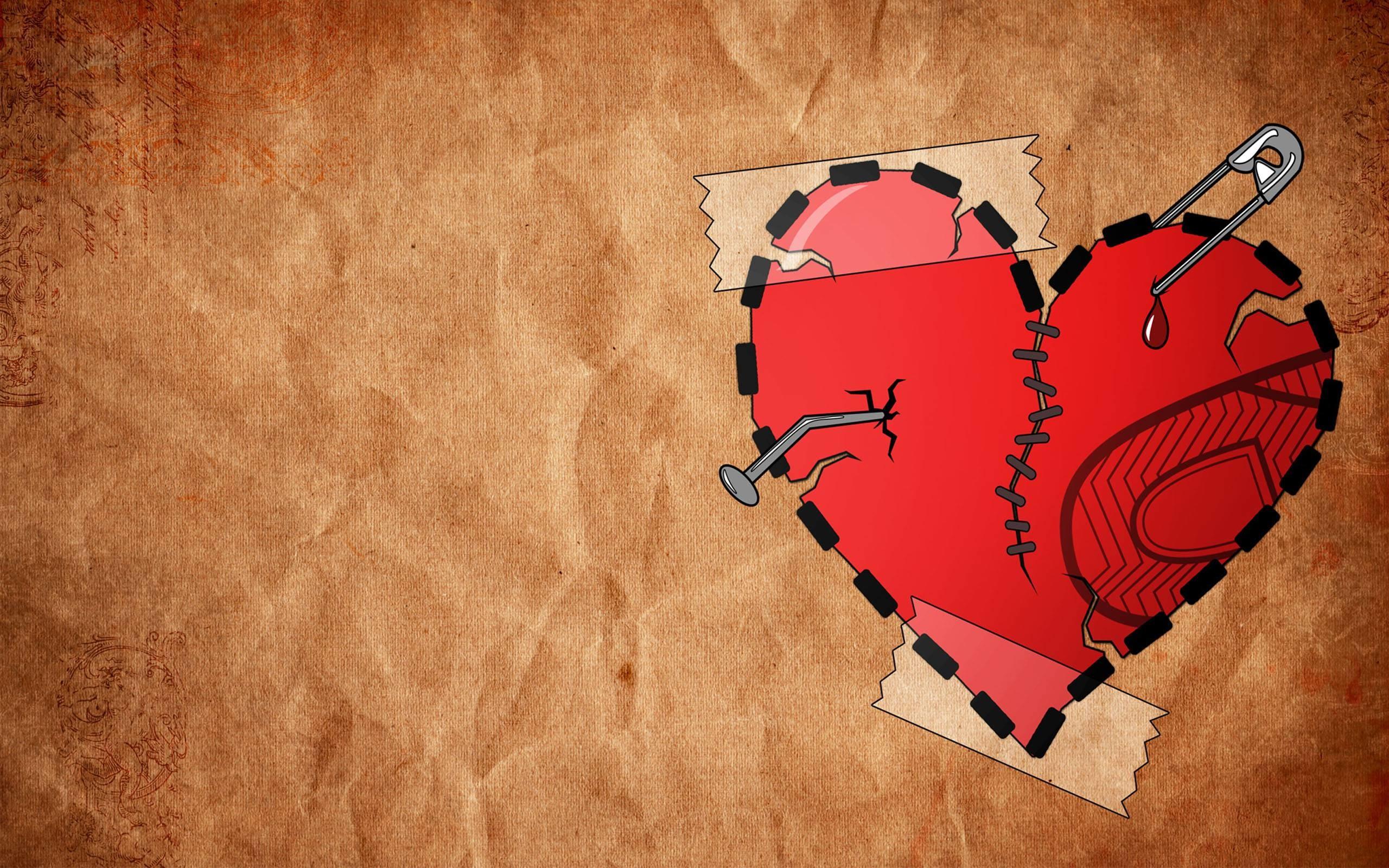 games broken heart download