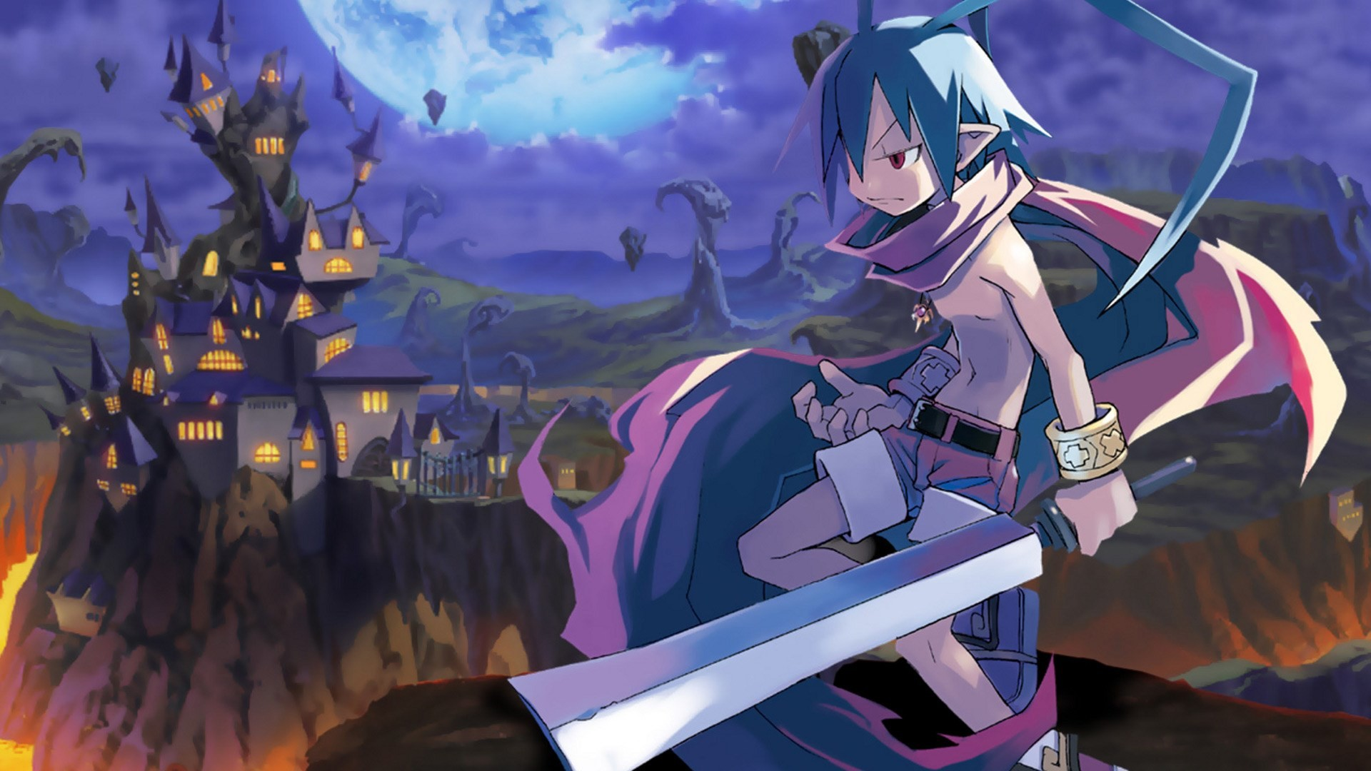 1920x1080 disgaea hour of darkness backgrounds images,  (289 kB)