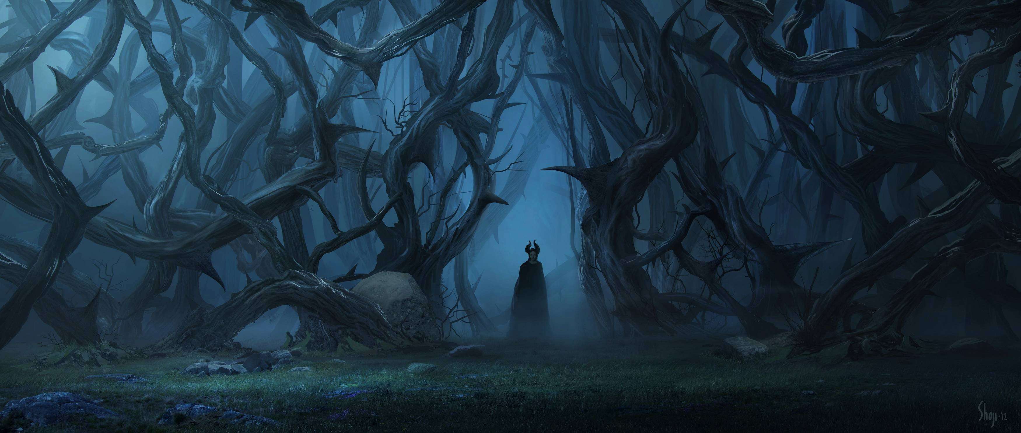 Maleficent Wallpapers ...