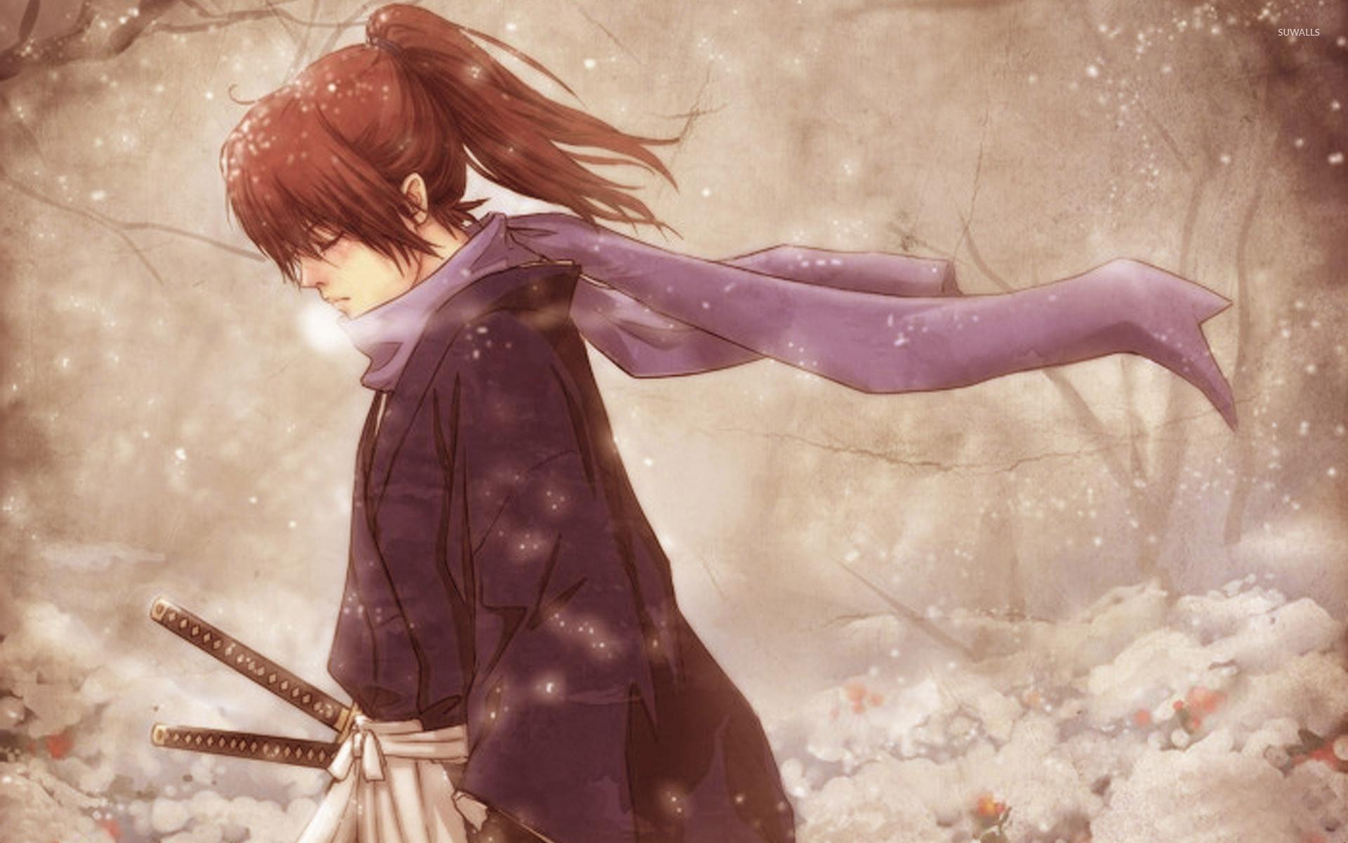 Rurouni Kenshin Coloring Pages