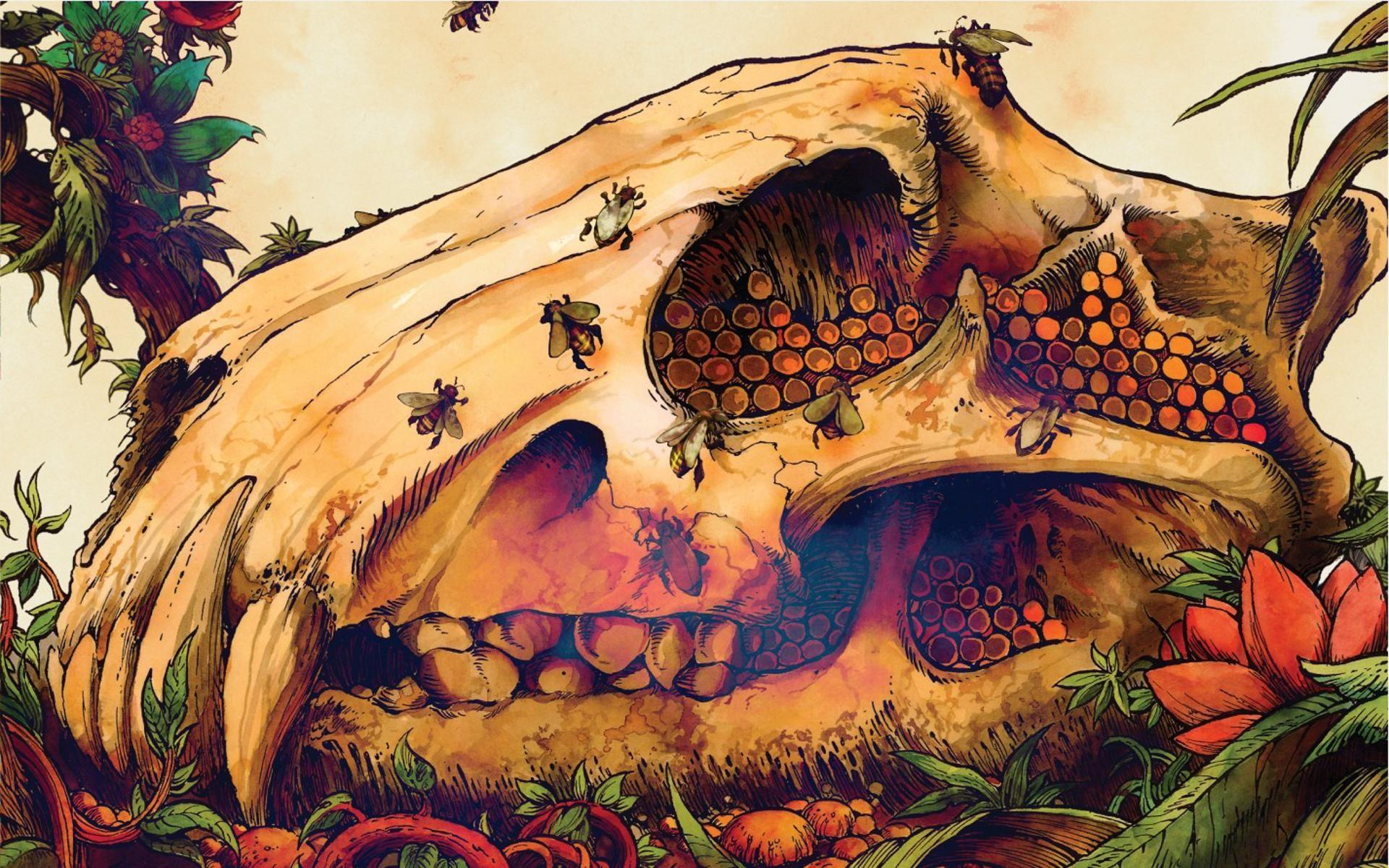 Mastodon Leviathan Wallpaper 59 Images