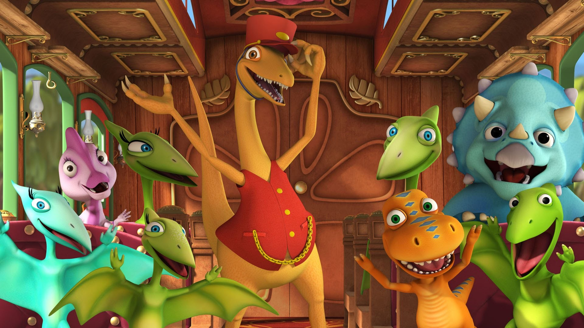 1920x1080 Pbs Kids images Dinosaur Train HD wallpaper and background photos